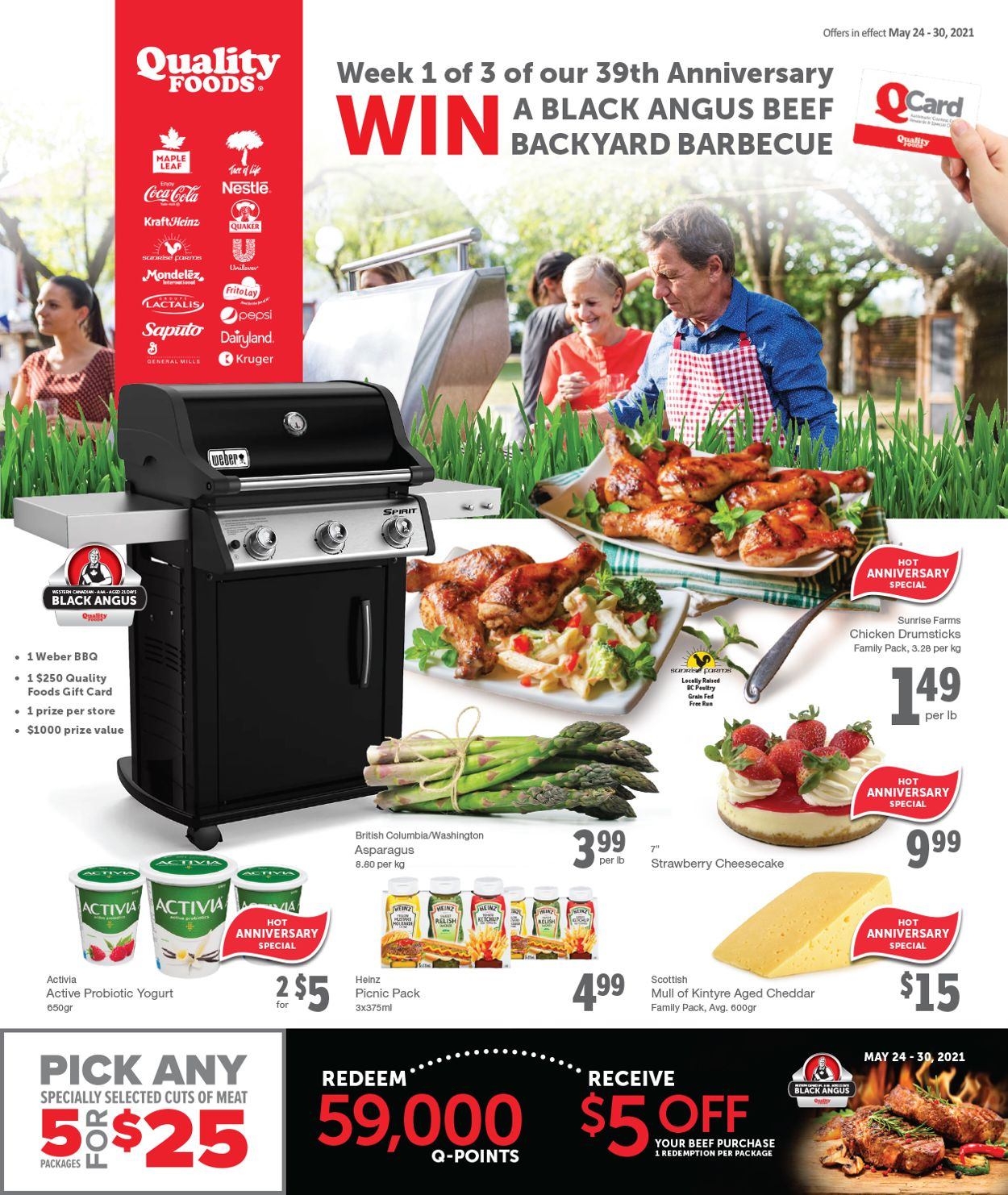 Quality Foods Flyer - 05/24-05/30/2021