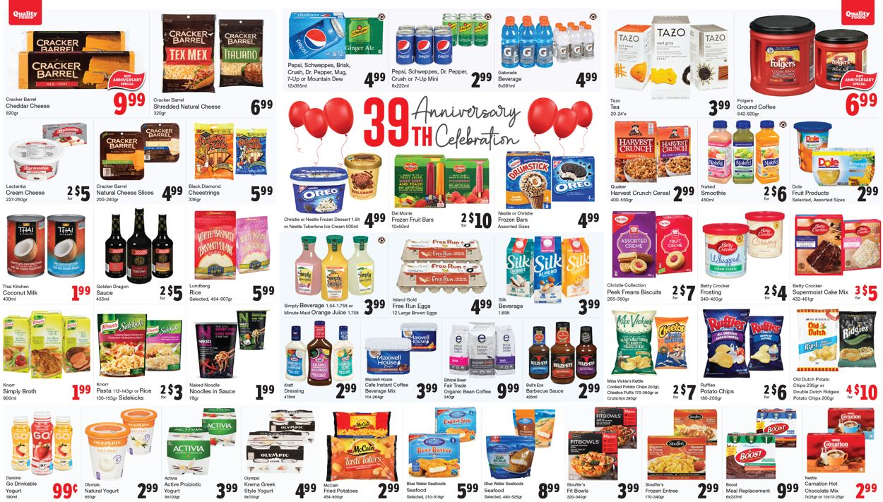 Quality Foods Flyer - 05/24-05/30/2021 (Page 4)