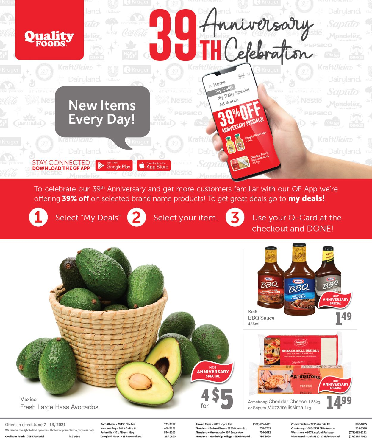 Quality Foods Flyer - 06/07-06/13/2021 (Page 7)