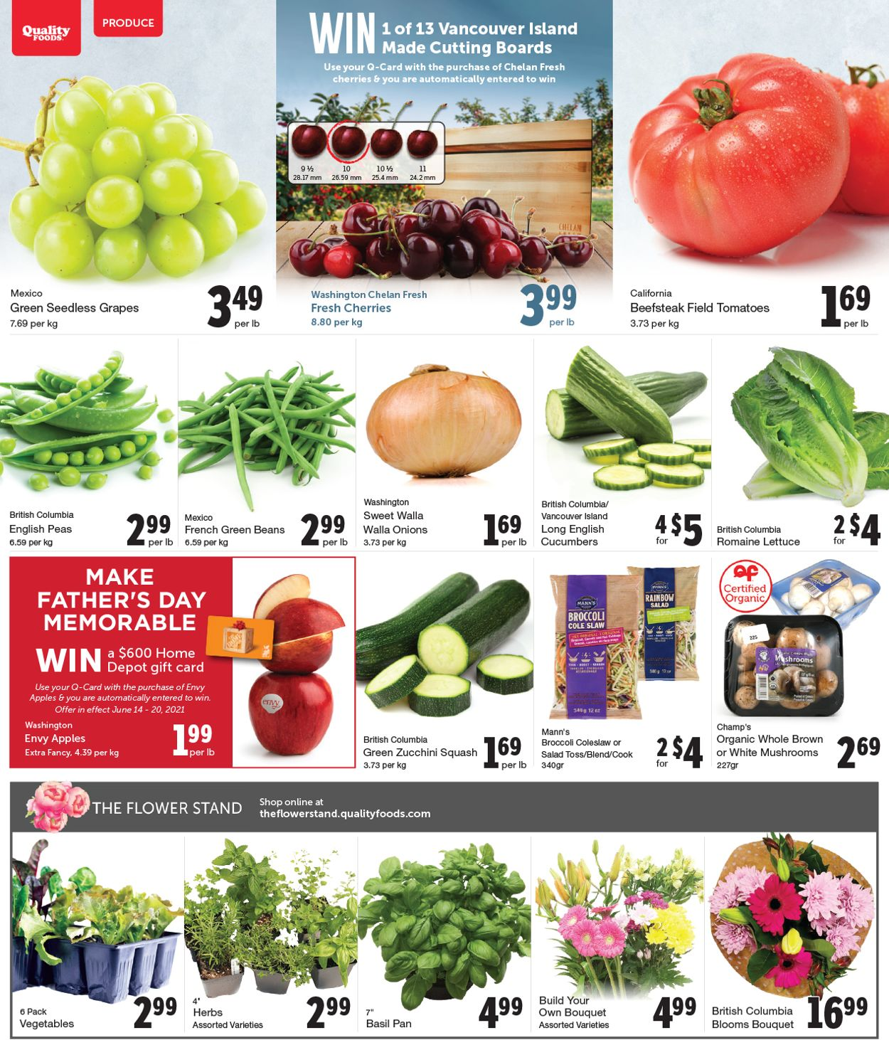 Quality Foods Flyer - 06/14-06/20/2021 (Page 2)