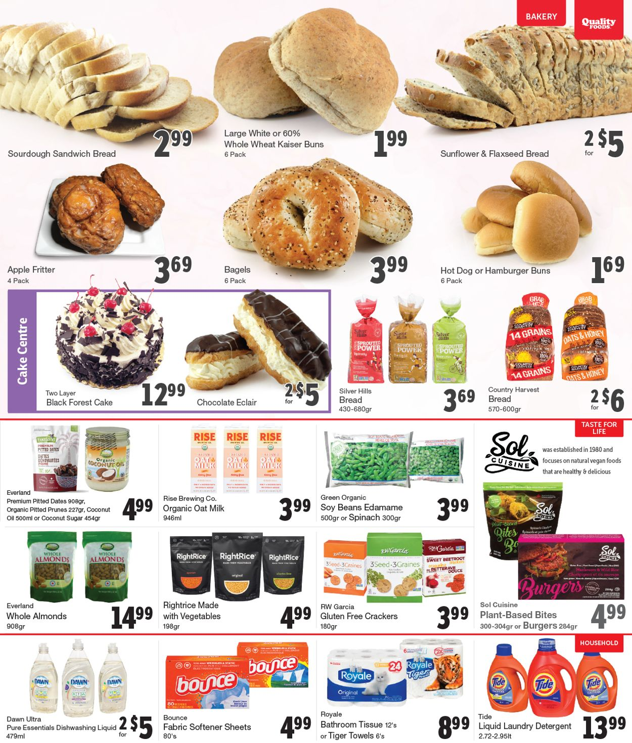 Quality Foods Flyer - 06/14-06/20/2021 (Page 6)