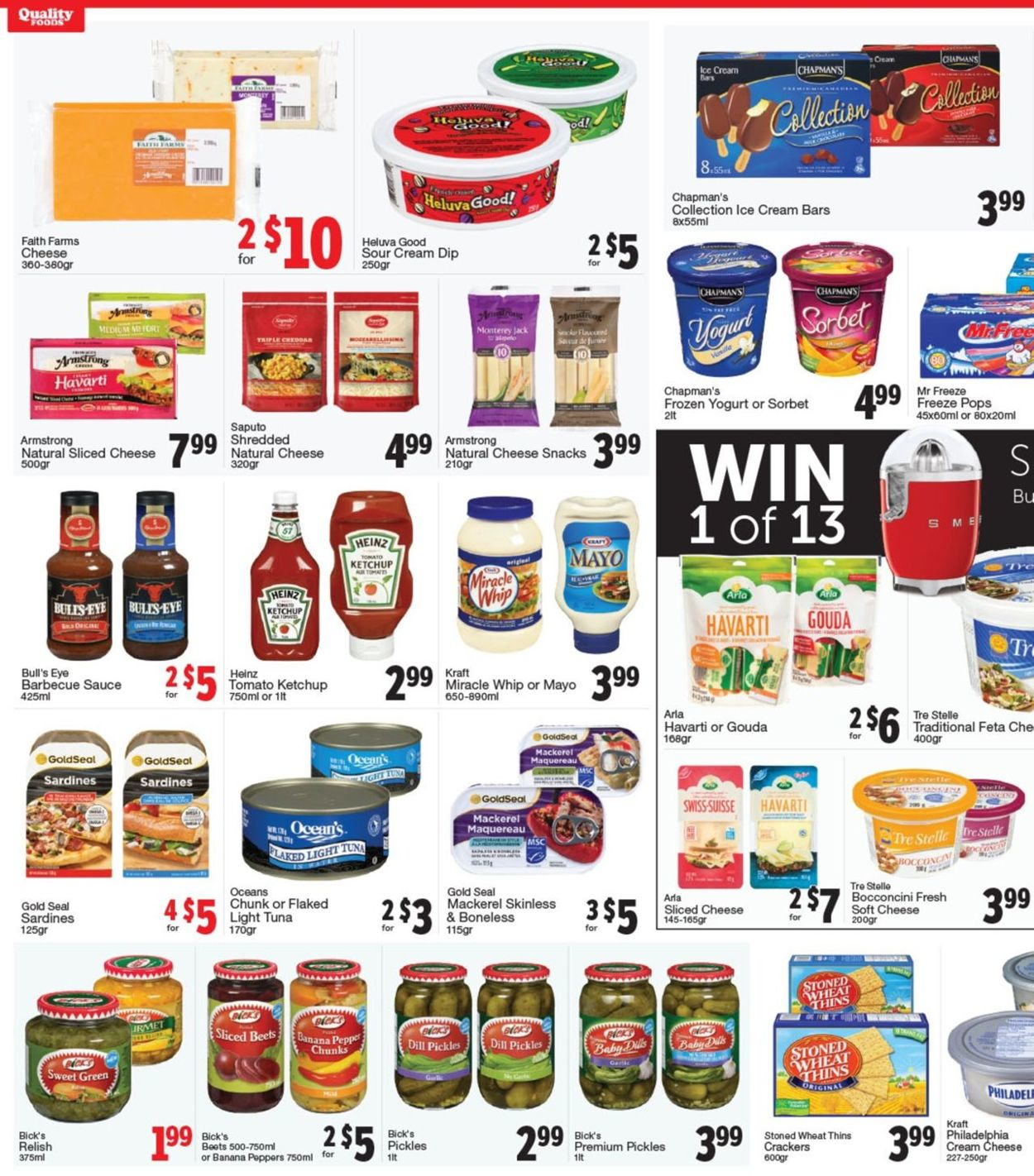 Quality Foods Flyer - 05/13-05/19/2019 (Page 4)
