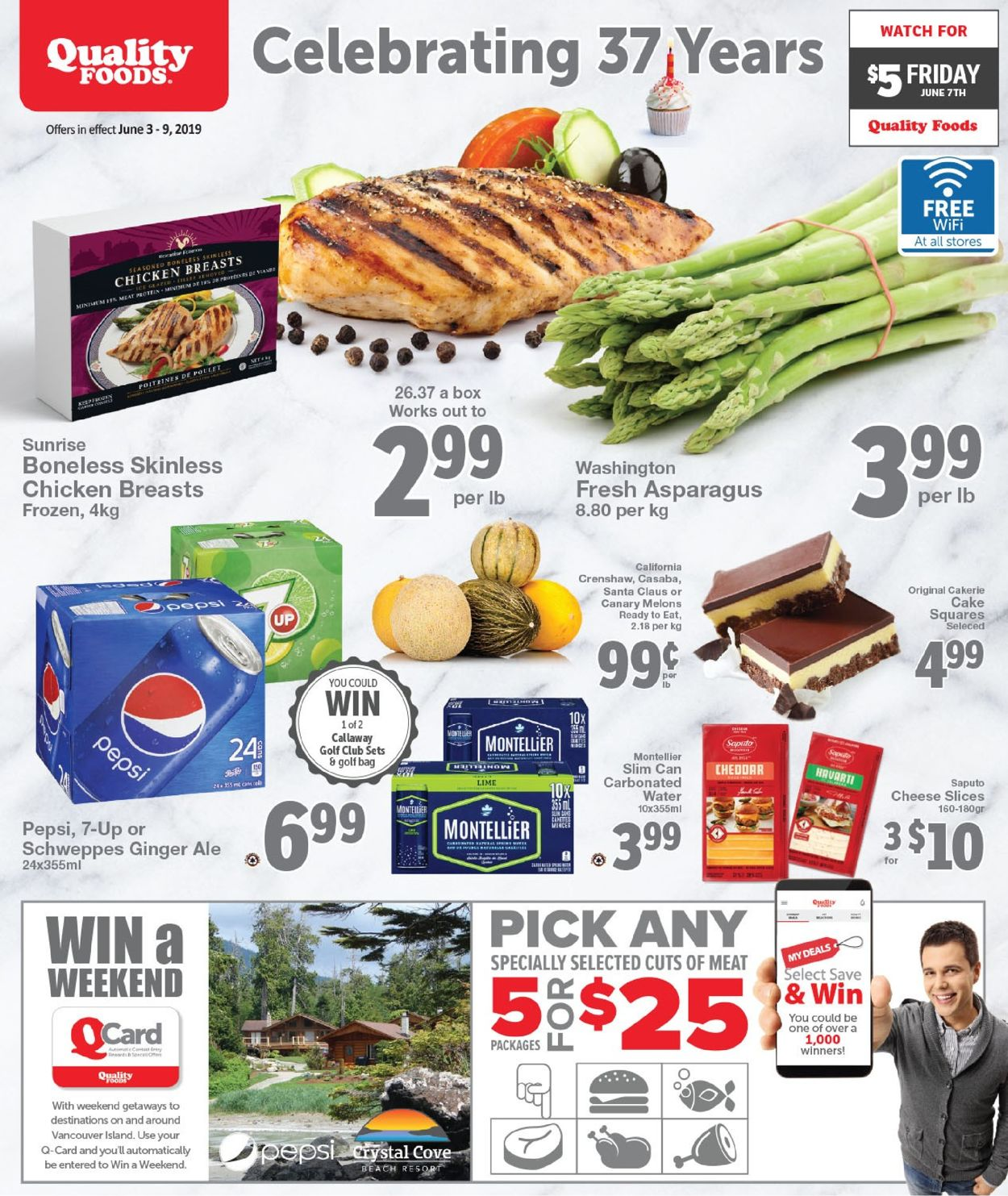 Quality Foods Flyer - 06/03-06/09/2019