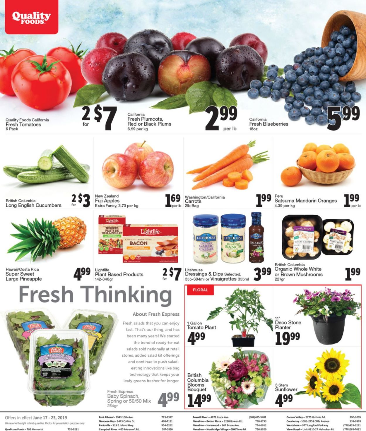 Quality Foods Flyer - 06/17-06/23/2019 (Page 8)