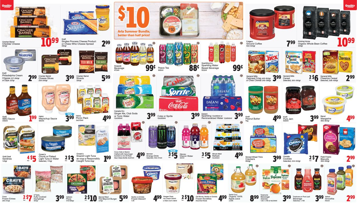 Quality Foods Flyer - 07/01-07/07/2019 (Page 4)