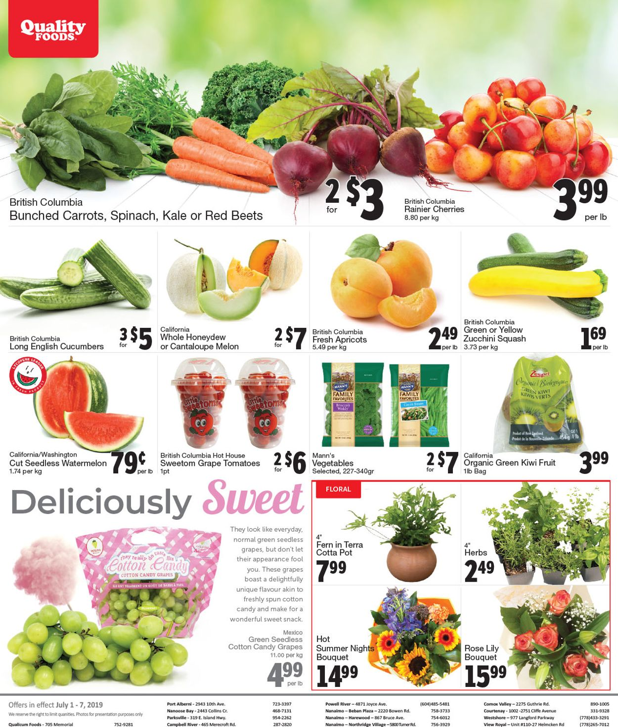 Quality Foods Flyer - 07/01-07/07/2019 (Page 7)