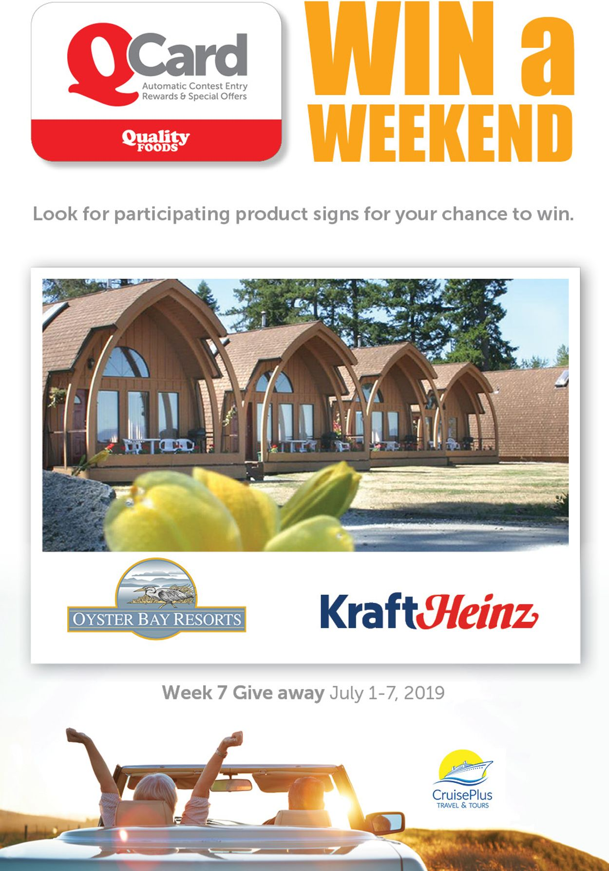 Quality Foods Flyer - 07/01-07/28/2019