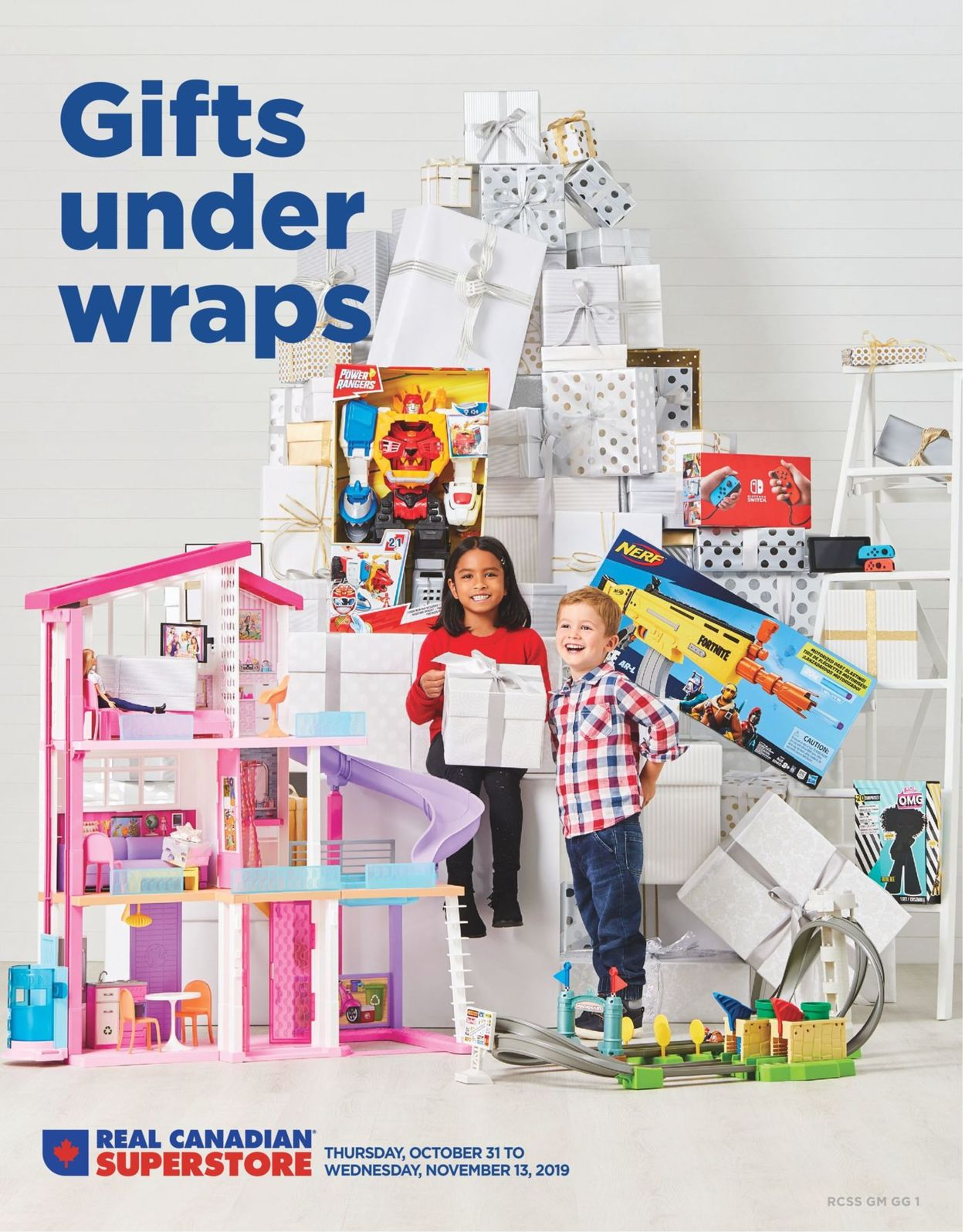 Real Canadian Superstore Flyer - 10/31-11/13/2019