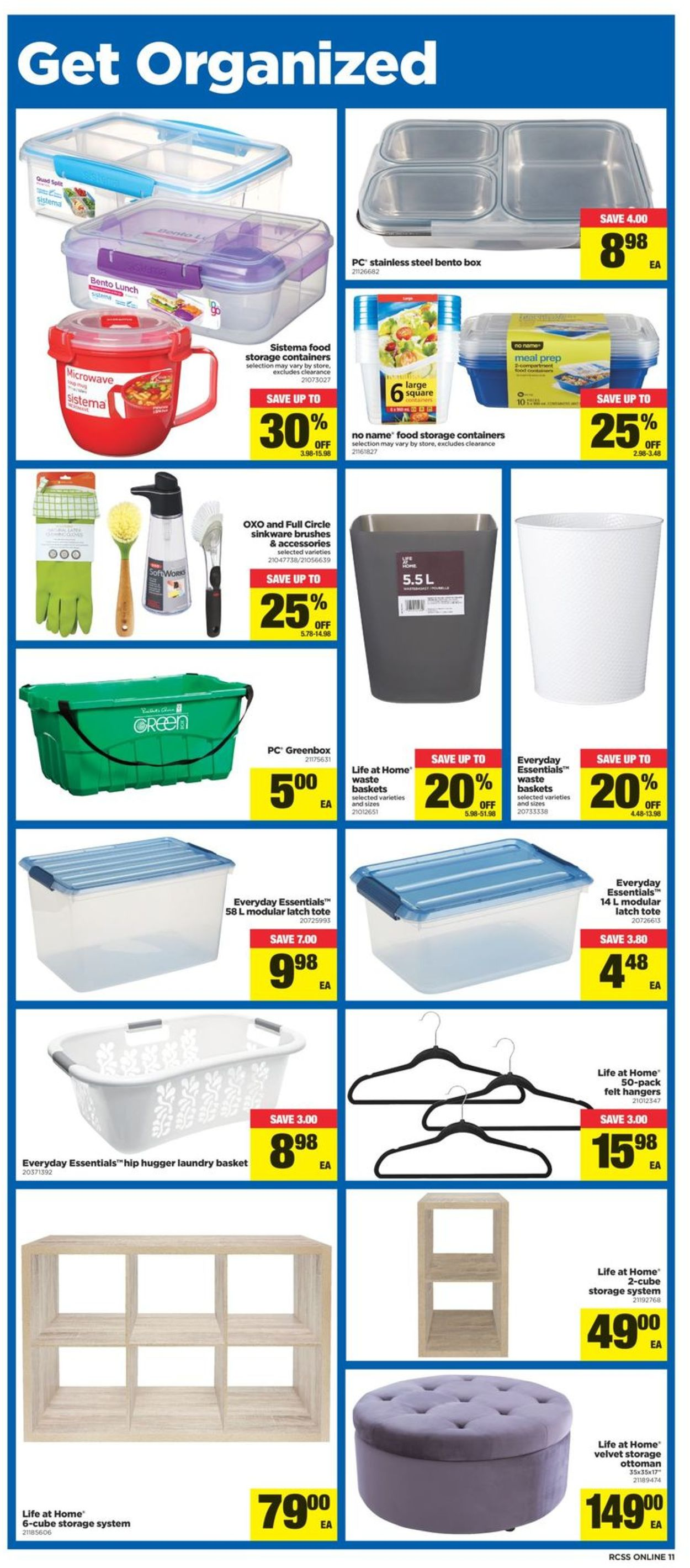 Real Canadian Superstore Flyer - 01/02-01/08/2020 (Page 14)