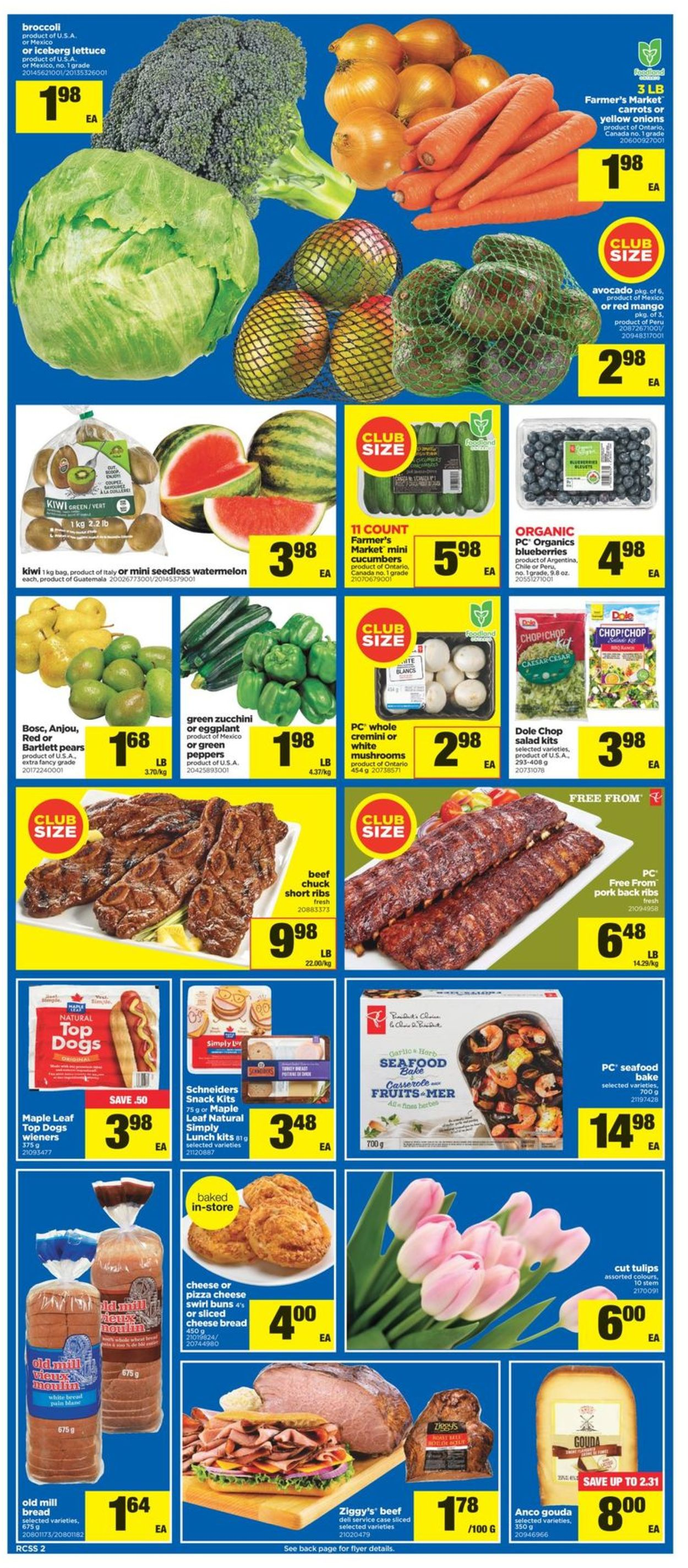 Real Canadian Superstore Flyer - 01/09-01/15/2020 (Page 3)