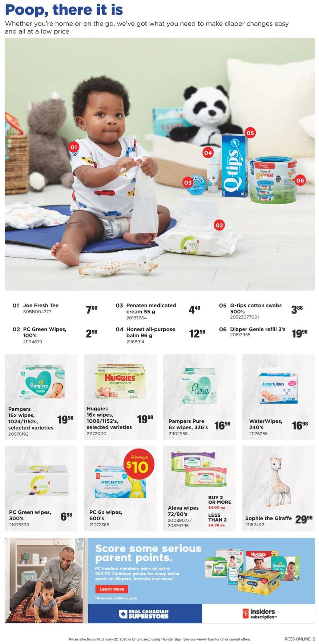 Real Canadian Superstore Flyer - 01/09-01/22/2020 (Page 2)