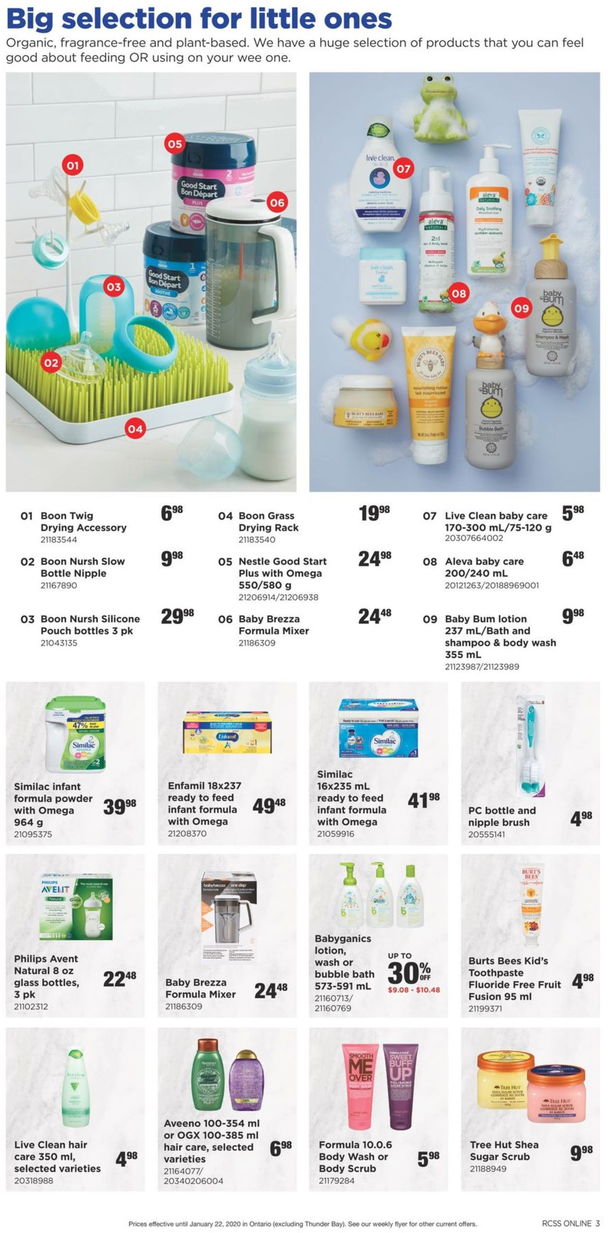 Real Canadian Superstore Flyer - 01/09-01/22/2020 (Page 3)