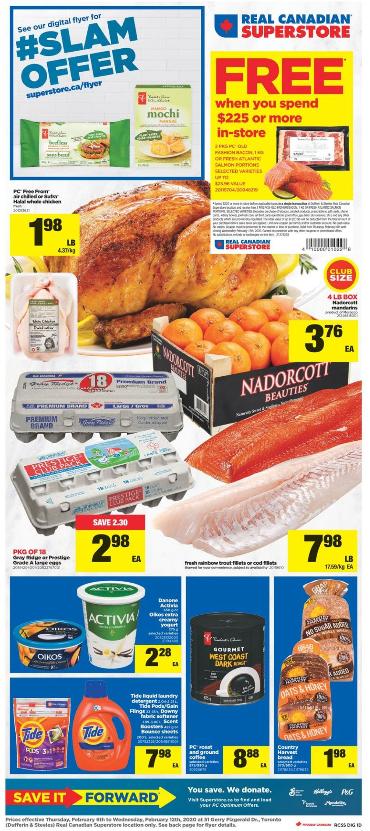 Real Canadian Superstore Flyer - 02/06-02/12/2020