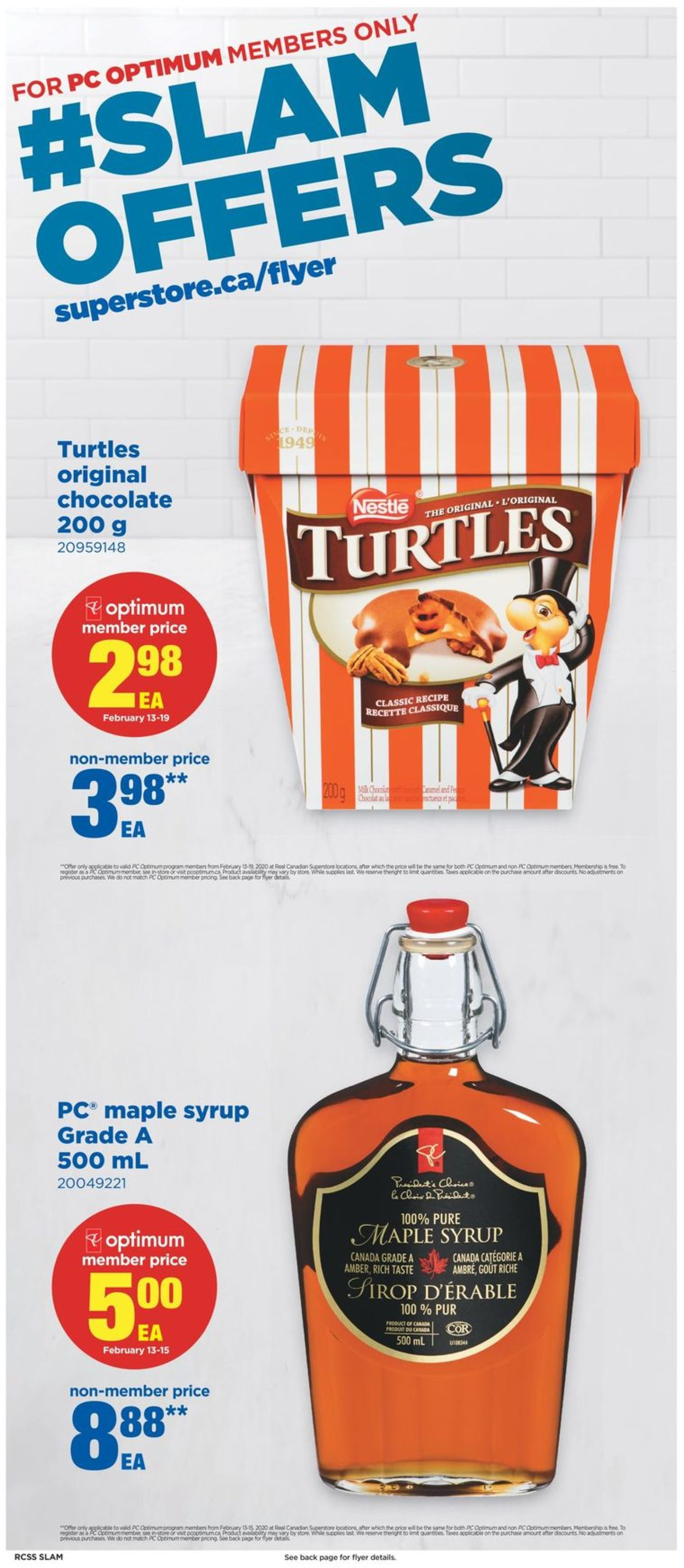 Real Canadian Superstore Flyer - 02/13-02/19/2020 (Page 2)