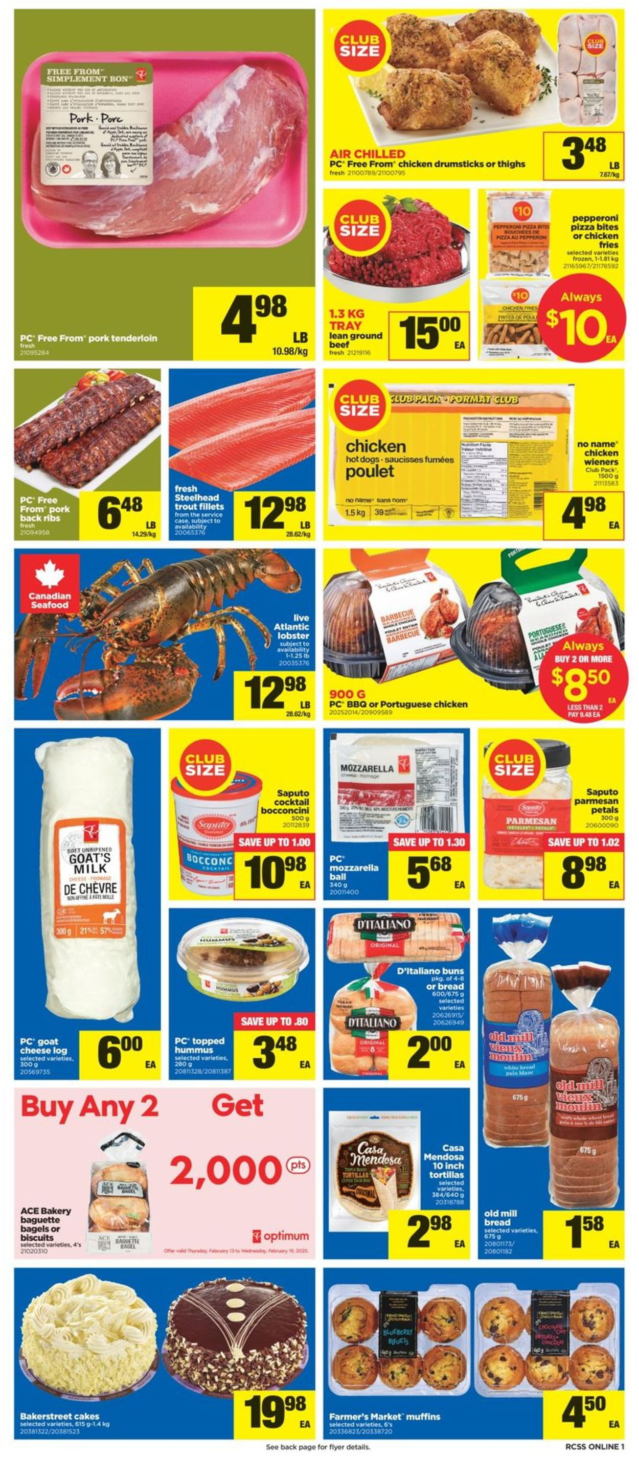 Real Canadian Superstore Flyer - 02/13-02/19/2020 (Page 4)