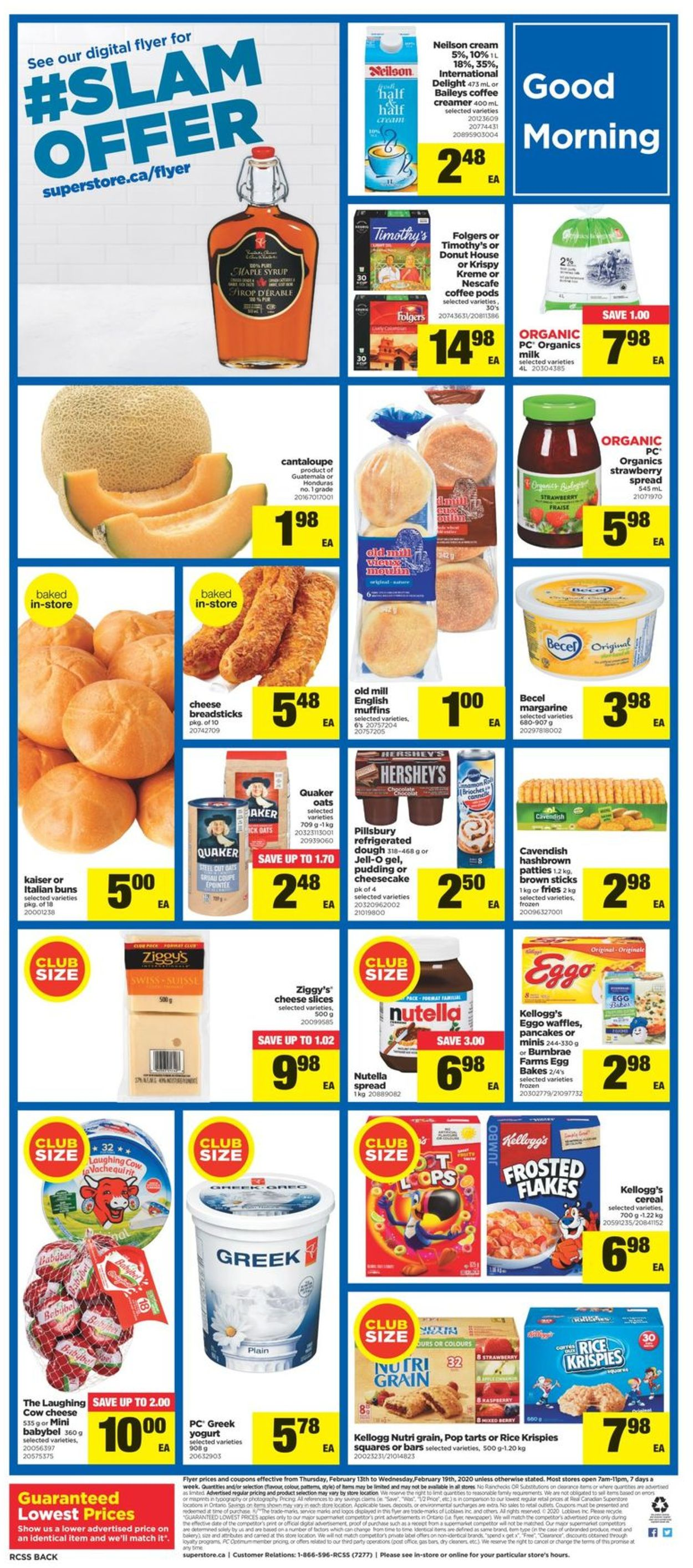 Real Canadian Superstore Flyer - 02/13-02/19/2020 (Page 11)