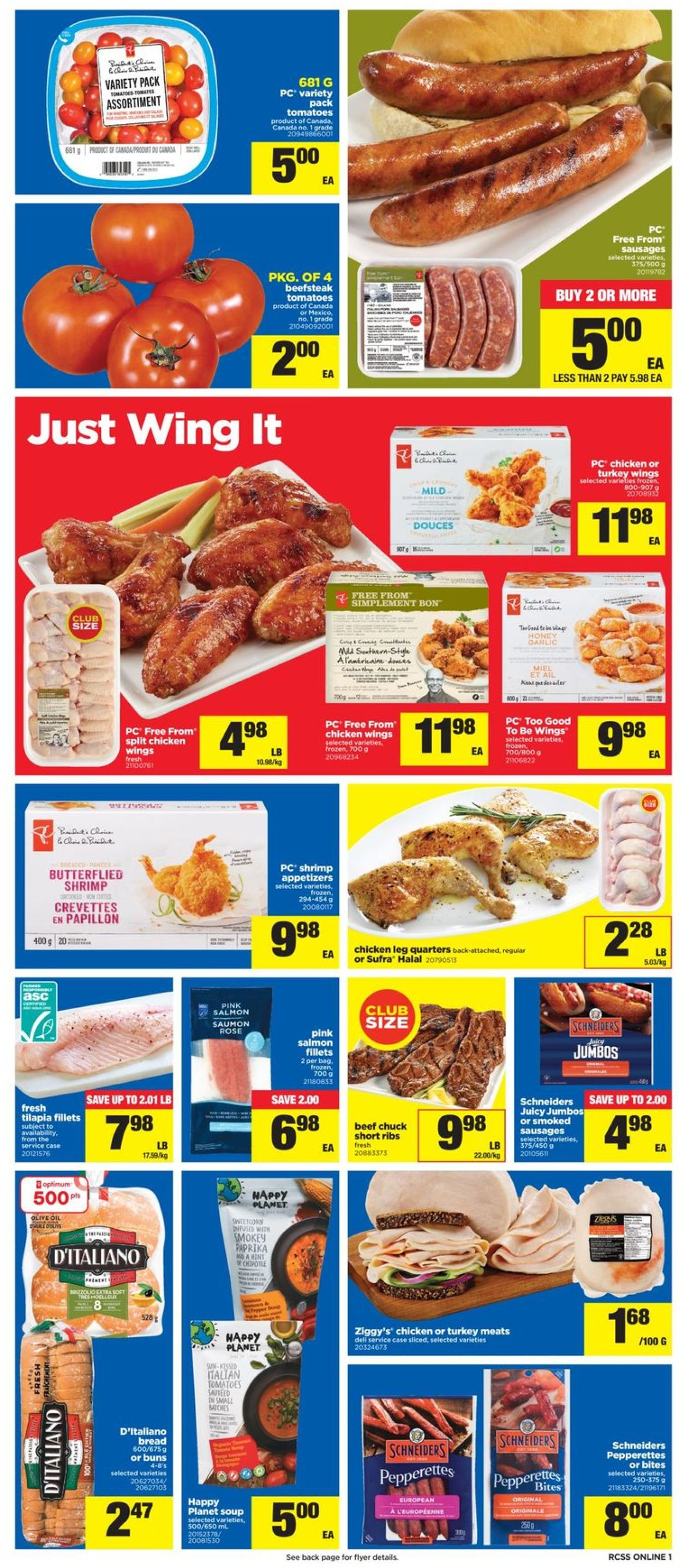Real Canadian Superstore Flyer - 03/19-03/25/2020 (Page 4)