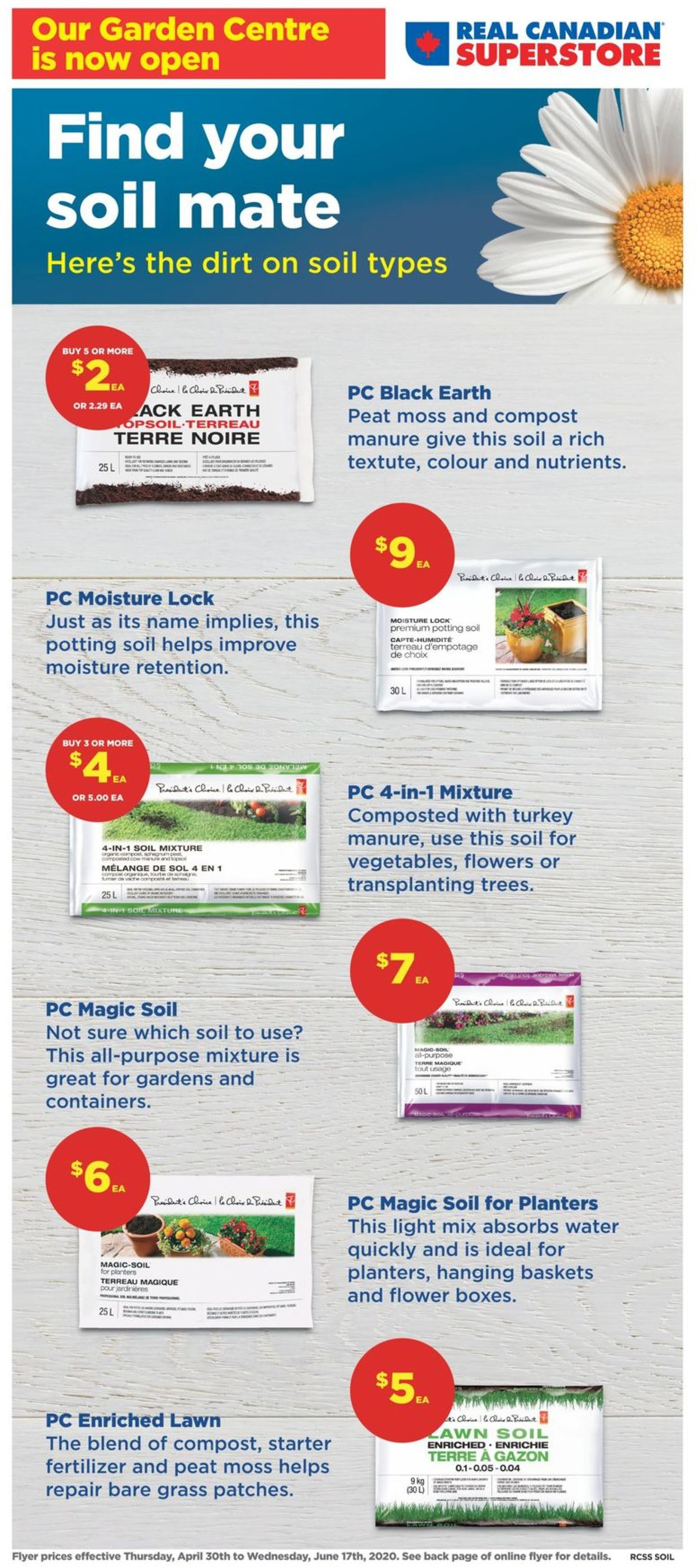 Real Canadian Superstore Flyer - 04/30-06/17/2020