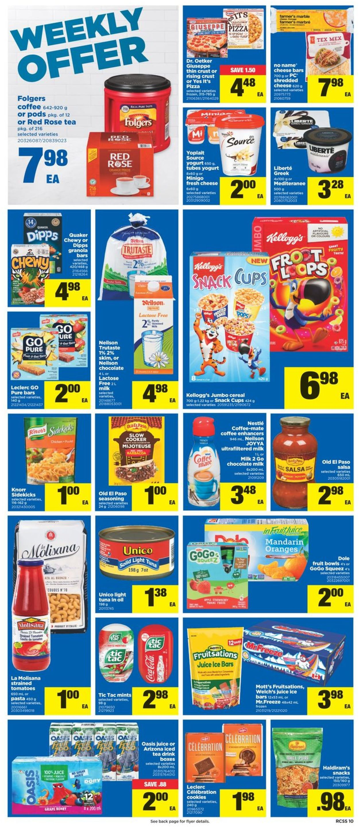 Real Canadian Superstore Flyer - 05/14-05/20/2020 (Page 8)