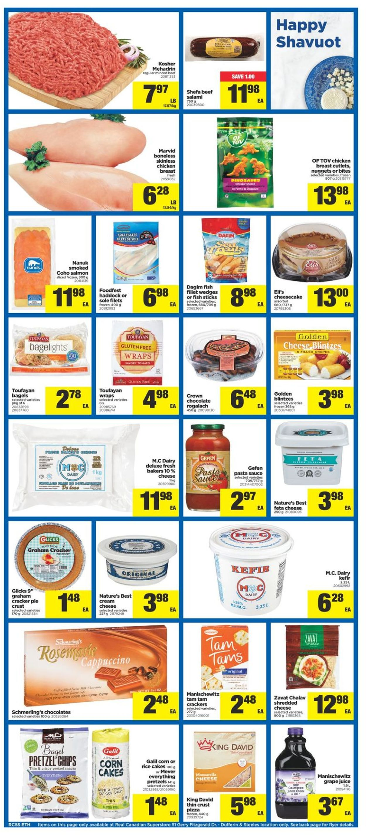 Real Canadian Superstore Flyer - 05/14-05/20/2020