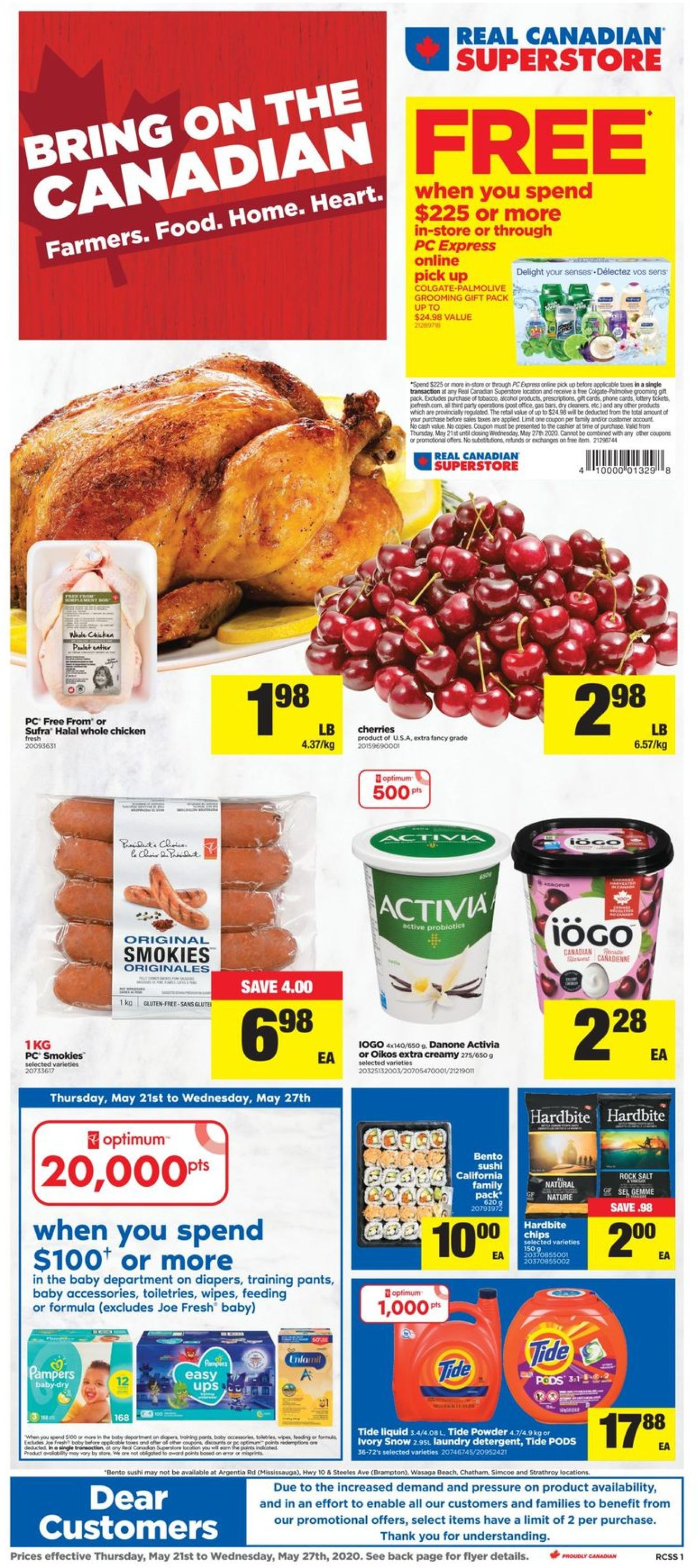 Real Canadian Superstore Flyer - 05/21-05/27/2020