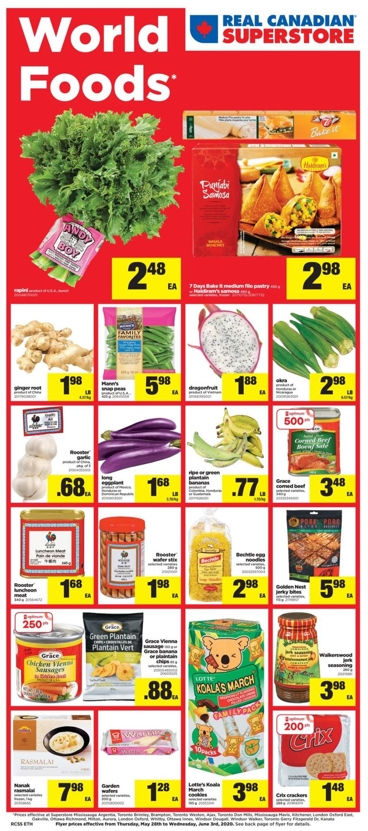 Real Canadian Superstore Flyer - 05/28-06/03/2020