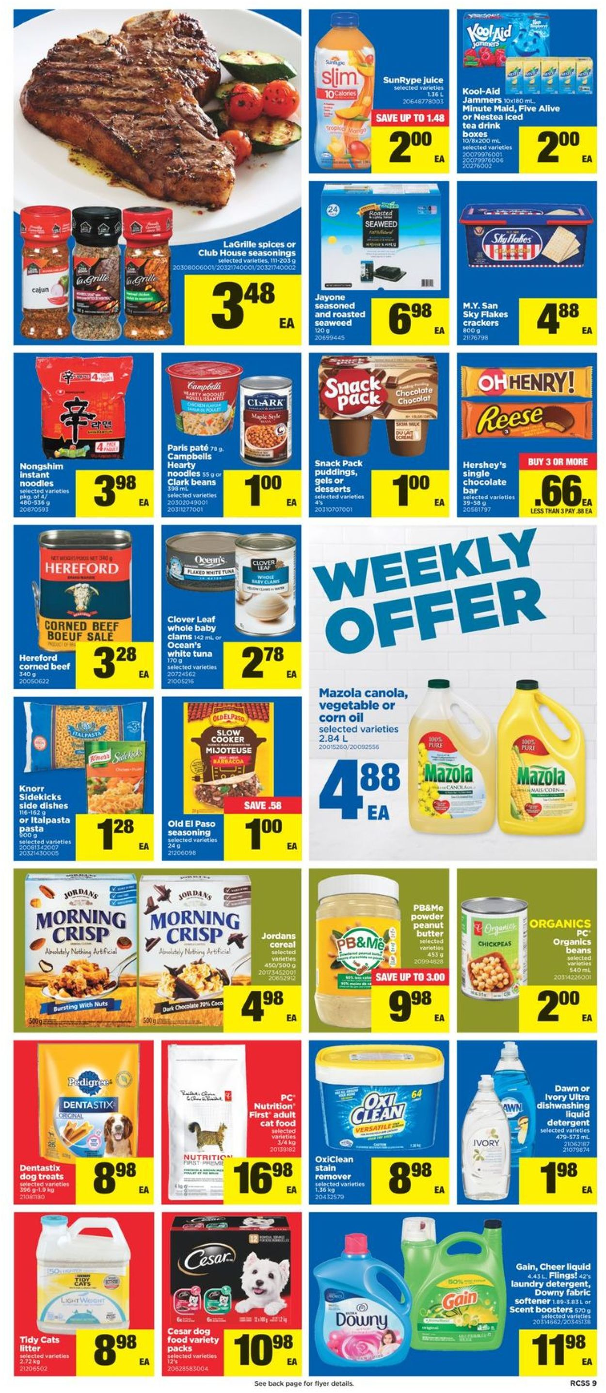 Real Canadian Superstore Flyer - 06/04-06/10/2020 (Page 9)