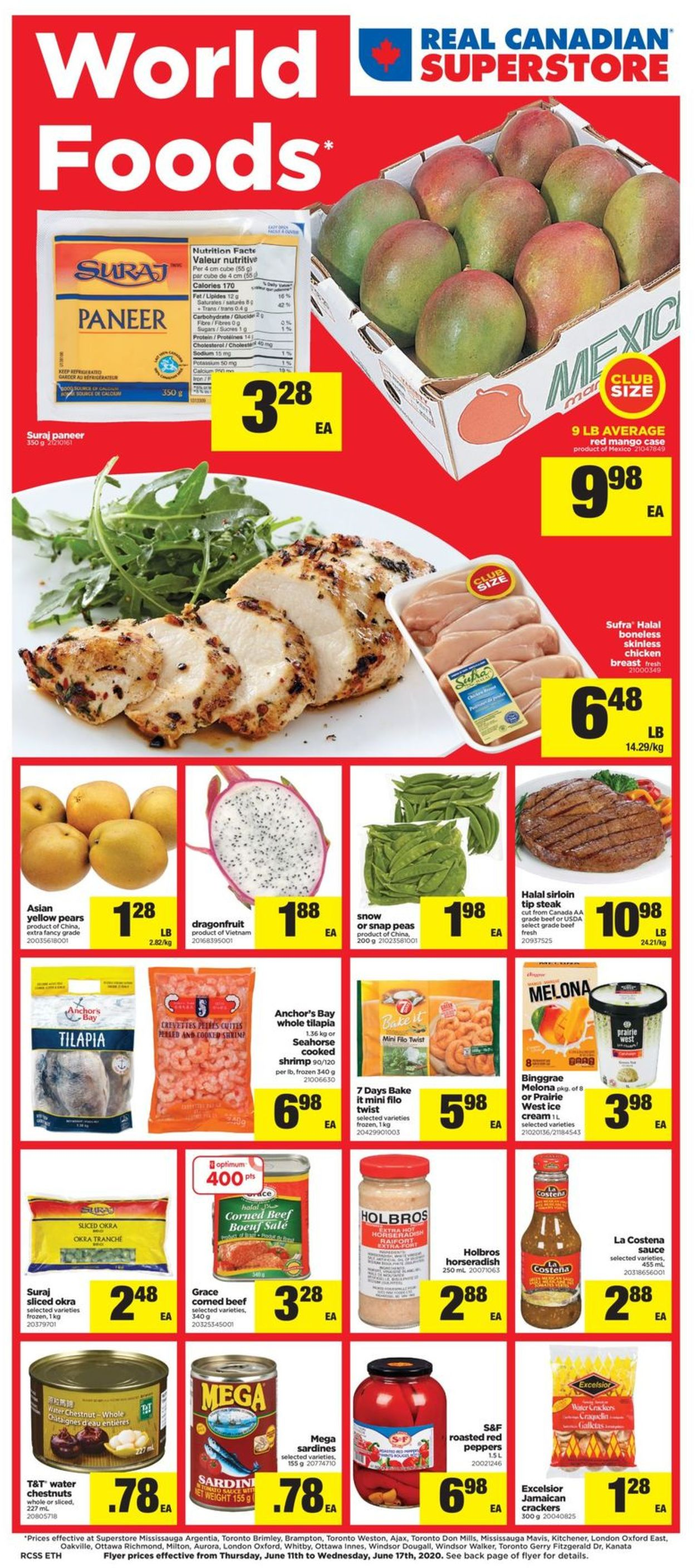 Real Canadian Superstore Flyer - 06/11-06/17/2020