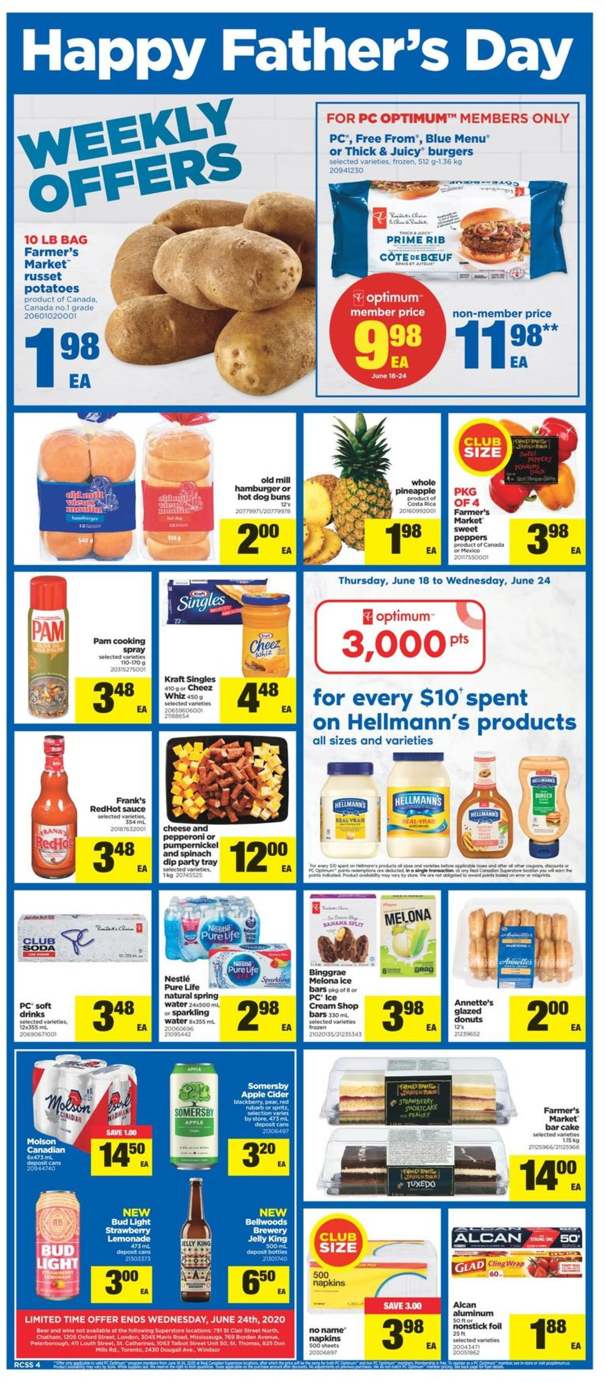 Real Canadian Superstore Flyer - 06/18-06/24/2020 (Page 4)