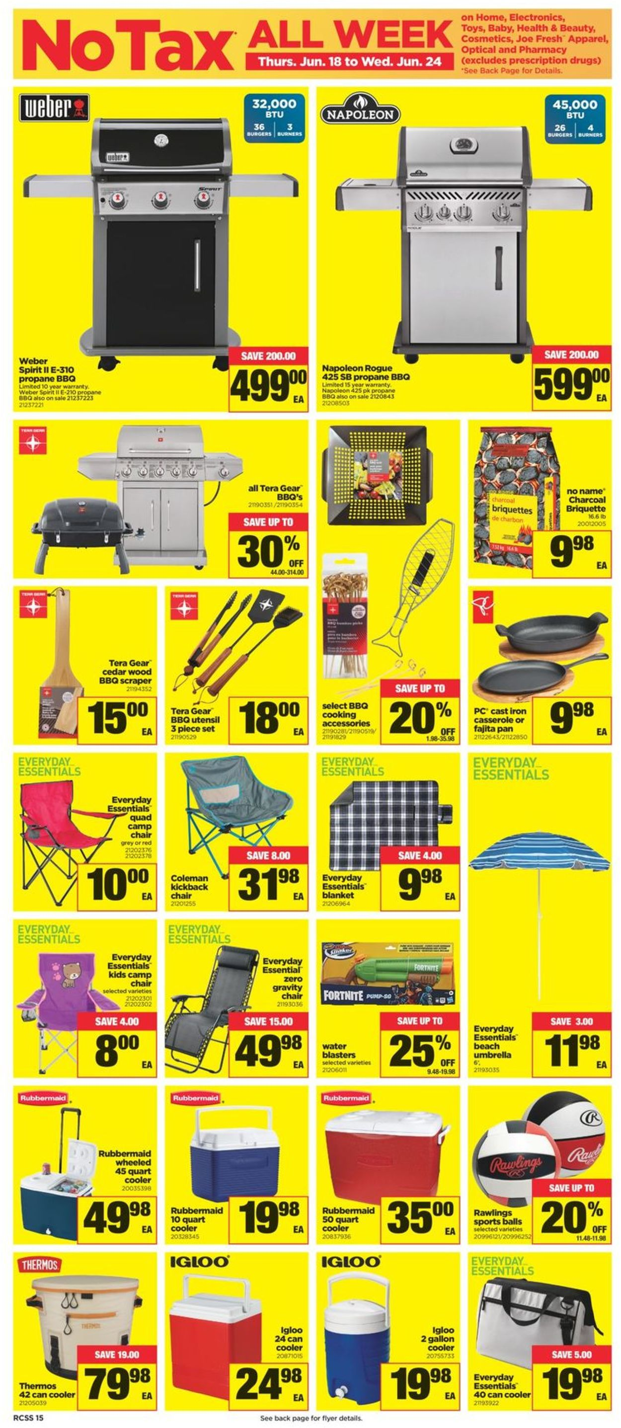 Real Canadian Superstore Flyer - 06/18-06/24/2020 (Page 15)