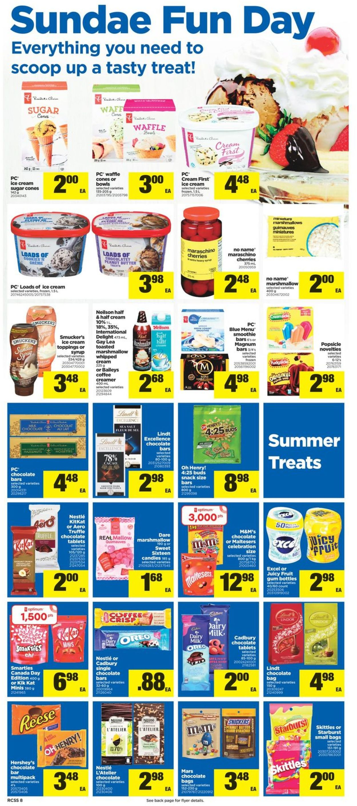 Real Canadian Superstore Flyer - 06/25-07/01/2020 (Page 8)