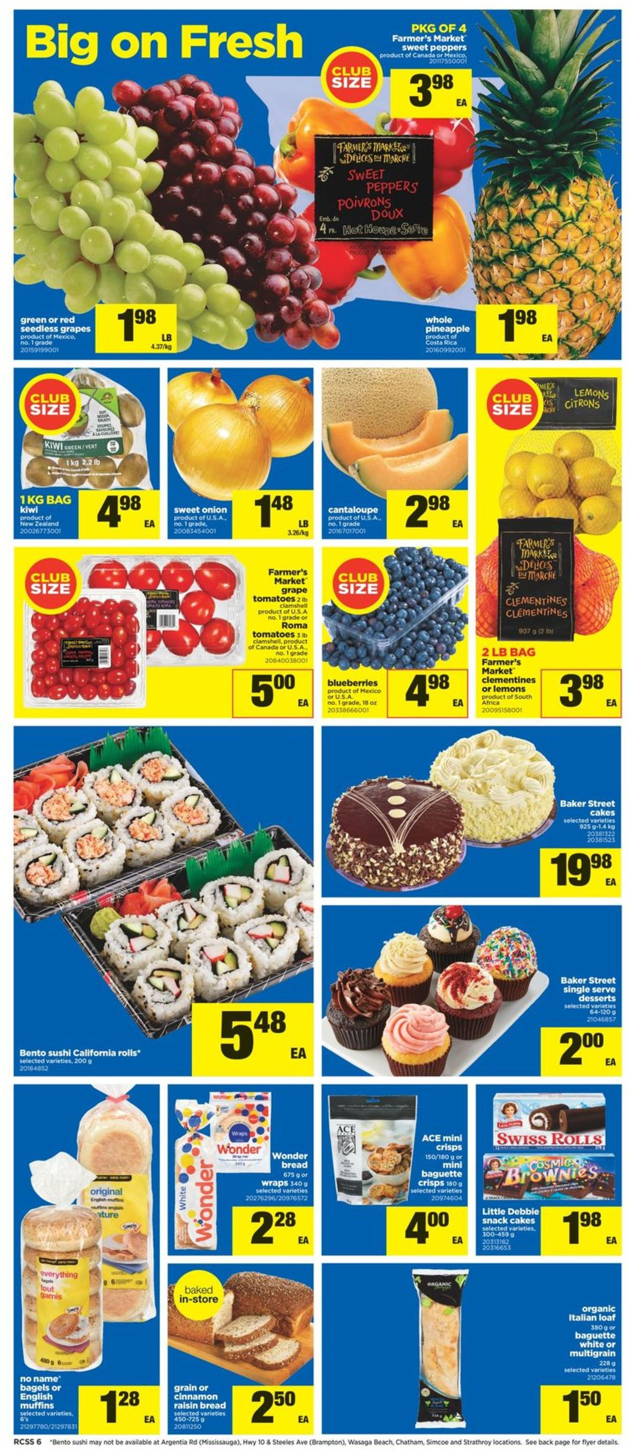 Real Canadian Superstore Flyer - 07/02-07/08/2020 (Page 6)