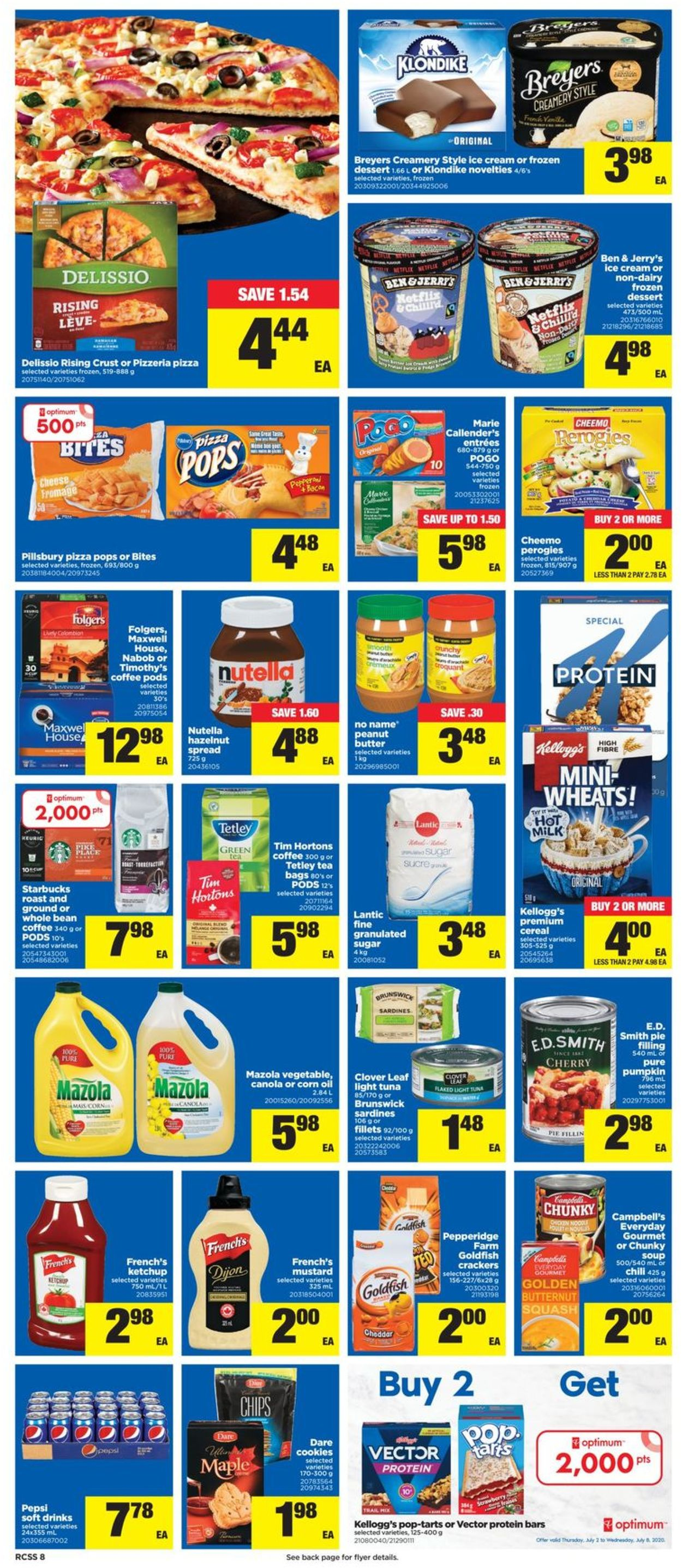 Real Canadian Superstore Flyer - 07/02-07/08/2020 (Page 8)