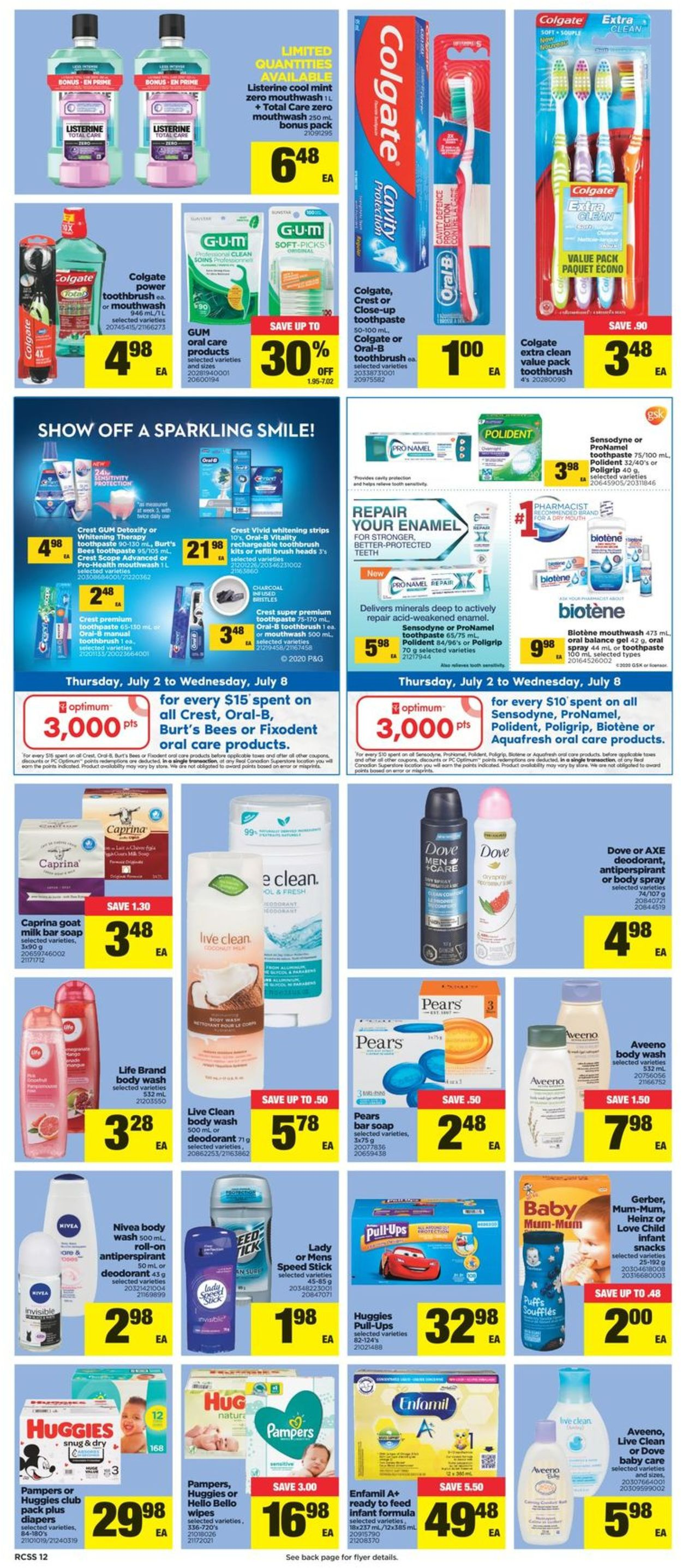 Real Canadian Superstore Flyer - 07/02-07/08/2020 (Page 12)