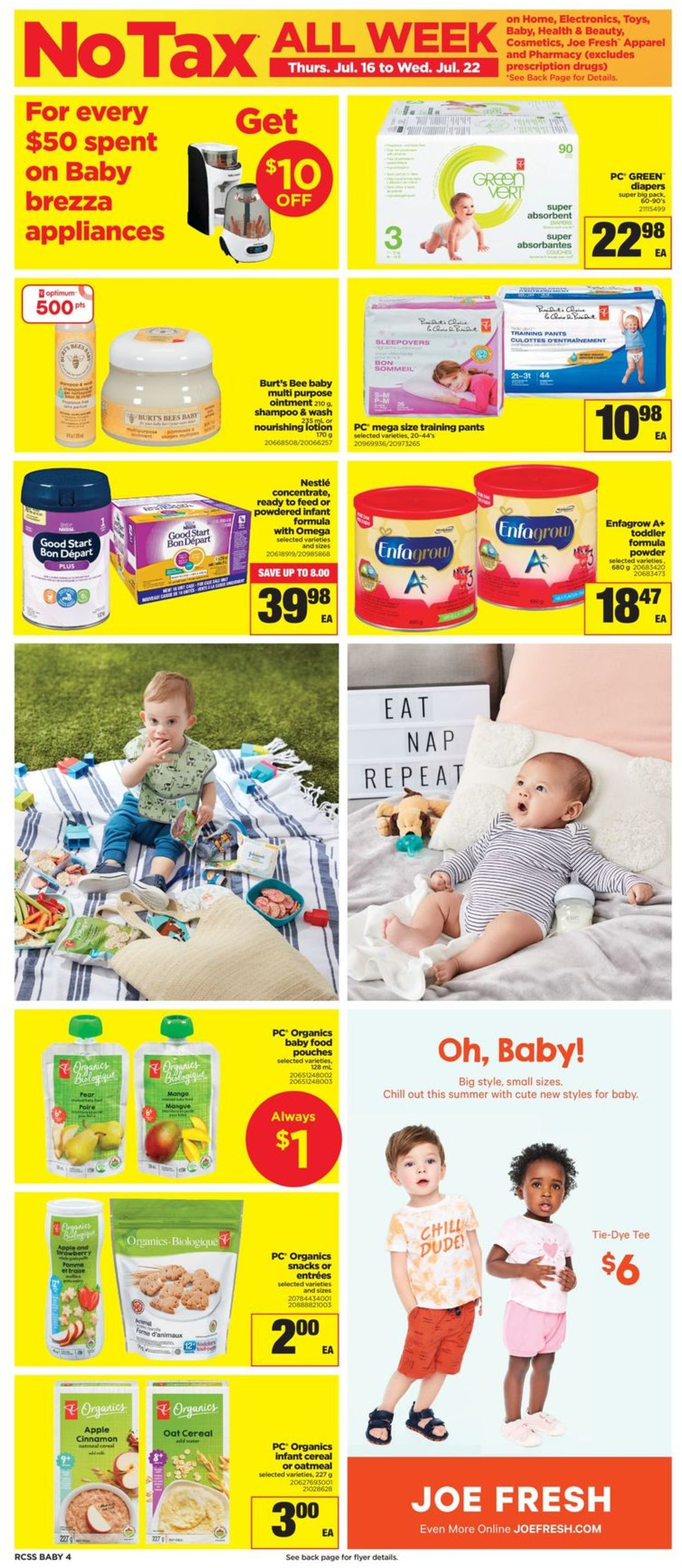 Real Canadian Superstore Flyer - 07/16-07/22/2020 (Page 4)