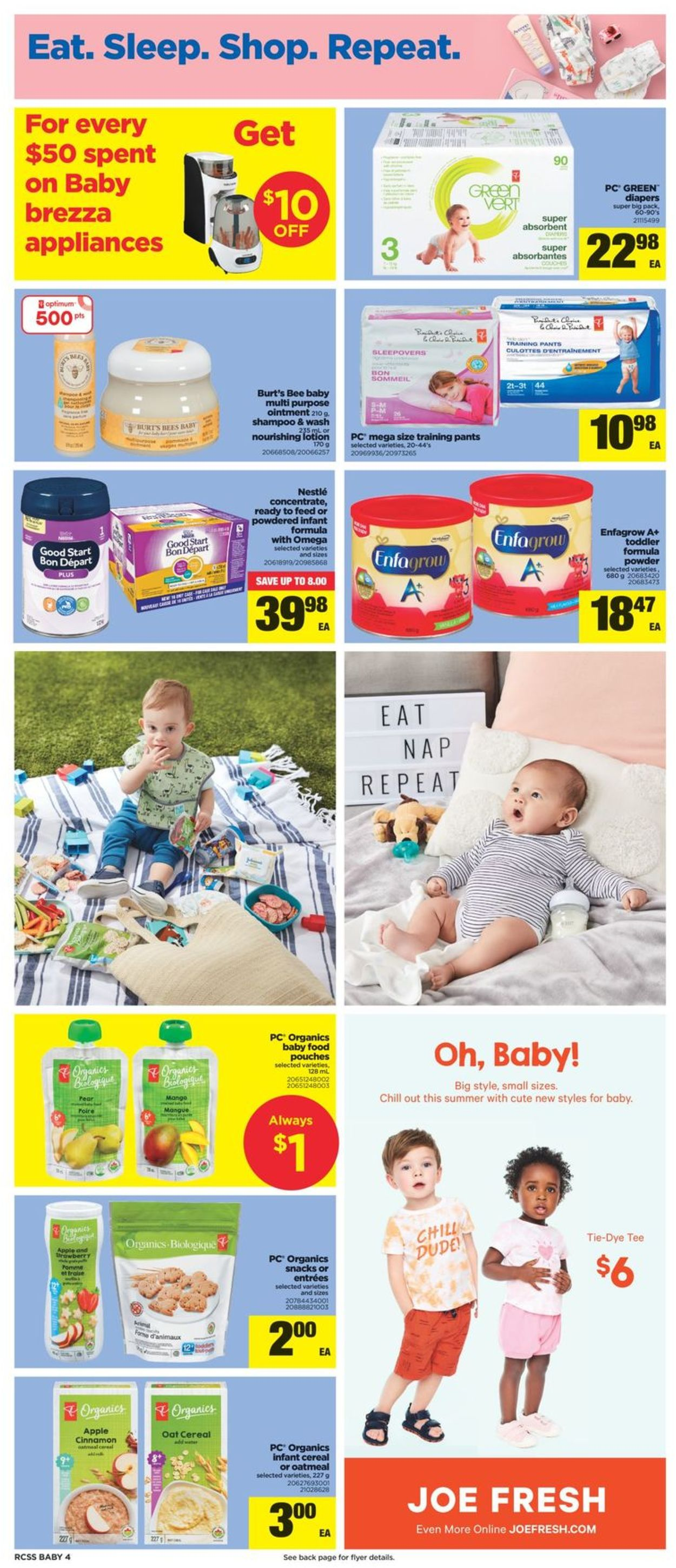Real Canadian Superstore Flyer - 07/23-07/29/2020 (Page 4)