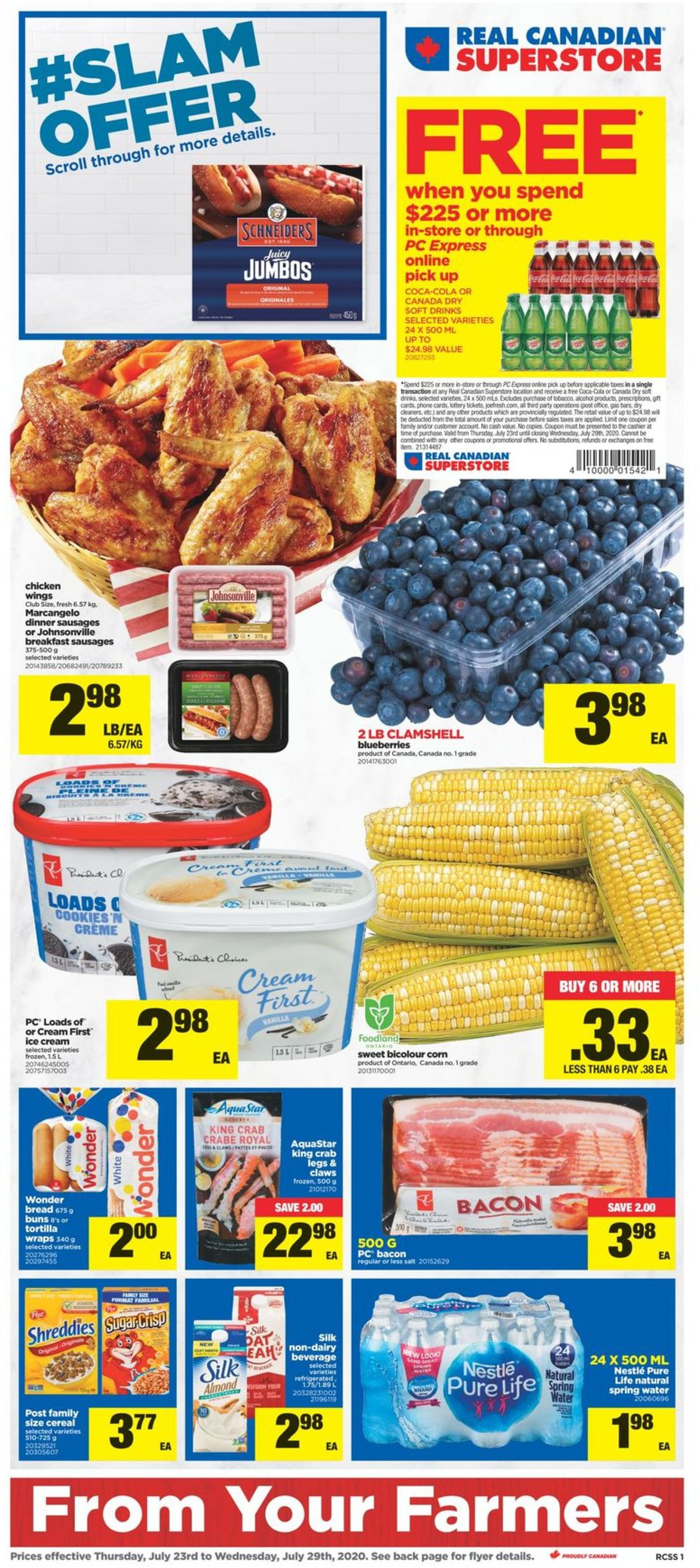 Real Canadian Superstore Flyer - 07/23-07/29/2020
