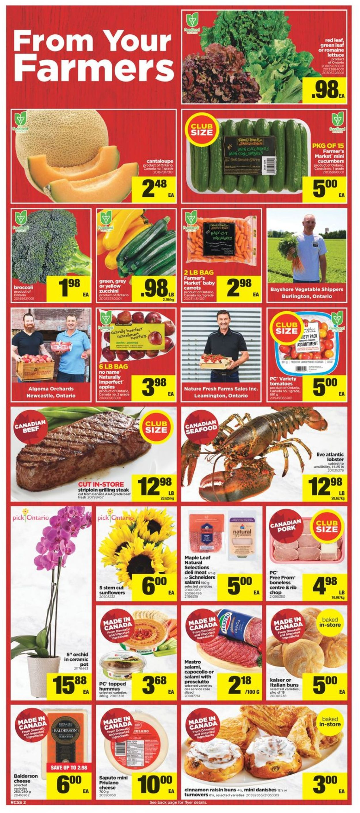 Real Canadian Superstore Flyer - 07/23-07/29/2020 (Page 2)