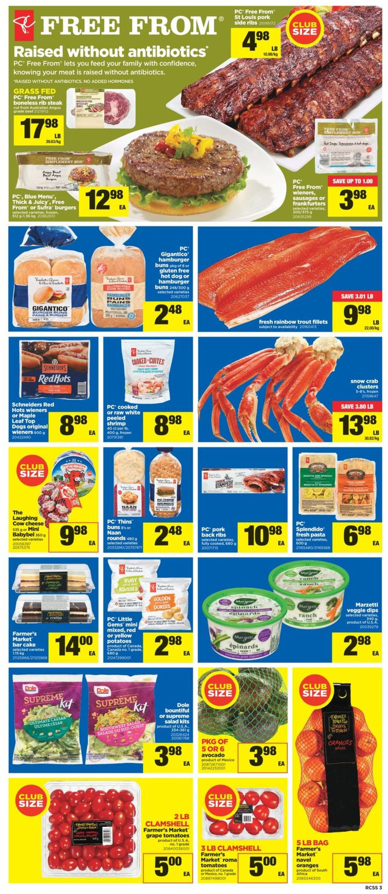 Real Canadian Superstore Flyer - 07/23-07/29/2020 (Page 3)