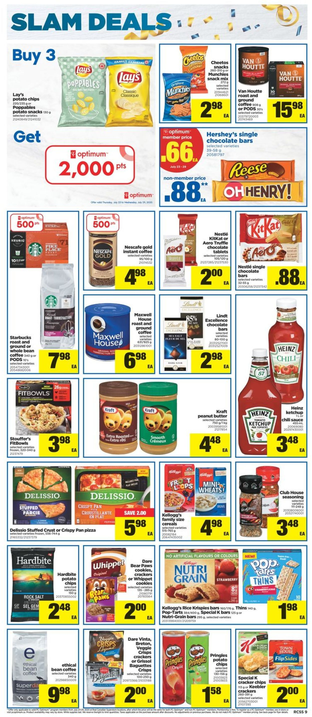Real Canadian Superstore Flyer - 07/23-07/29/2020 (Page 9)