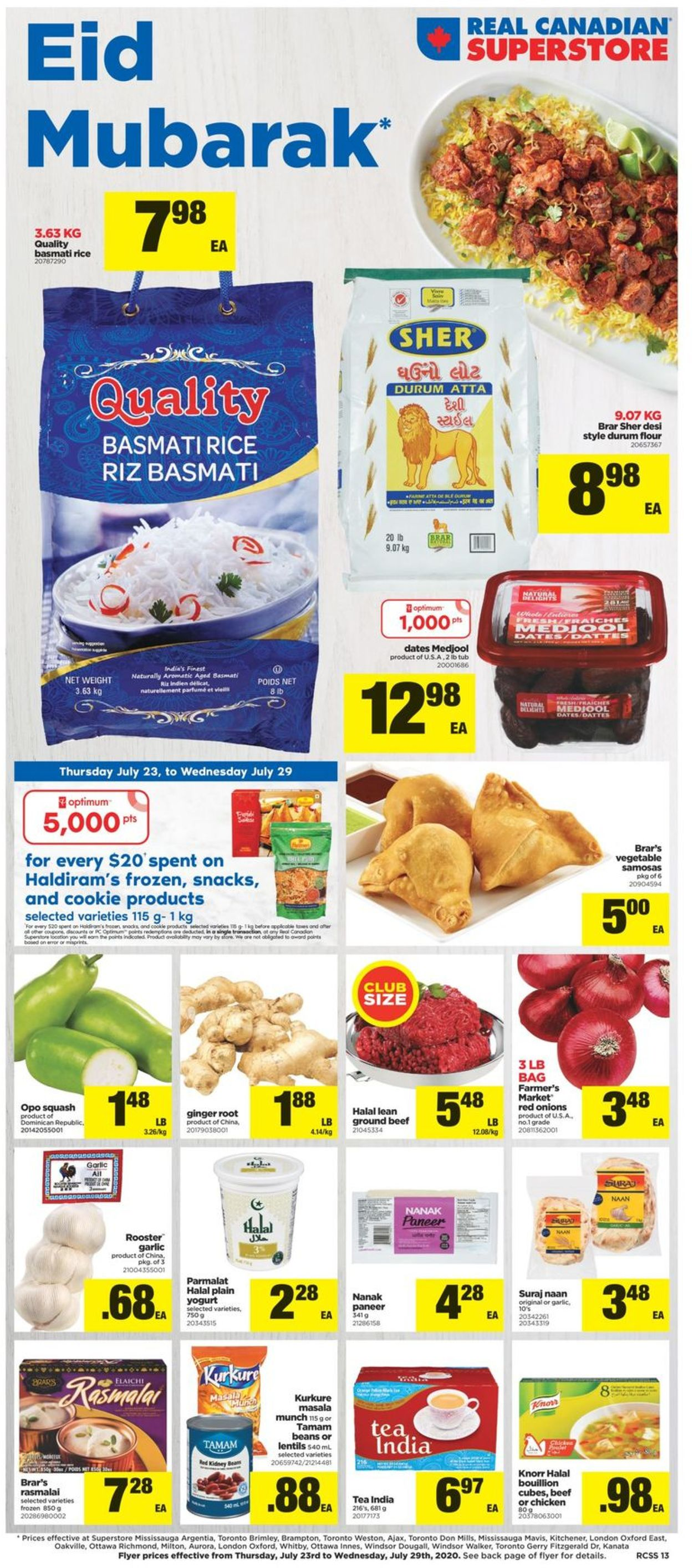 Real Canadian Superstore Flyer - 07/23-07/29/2020 (Page 13)