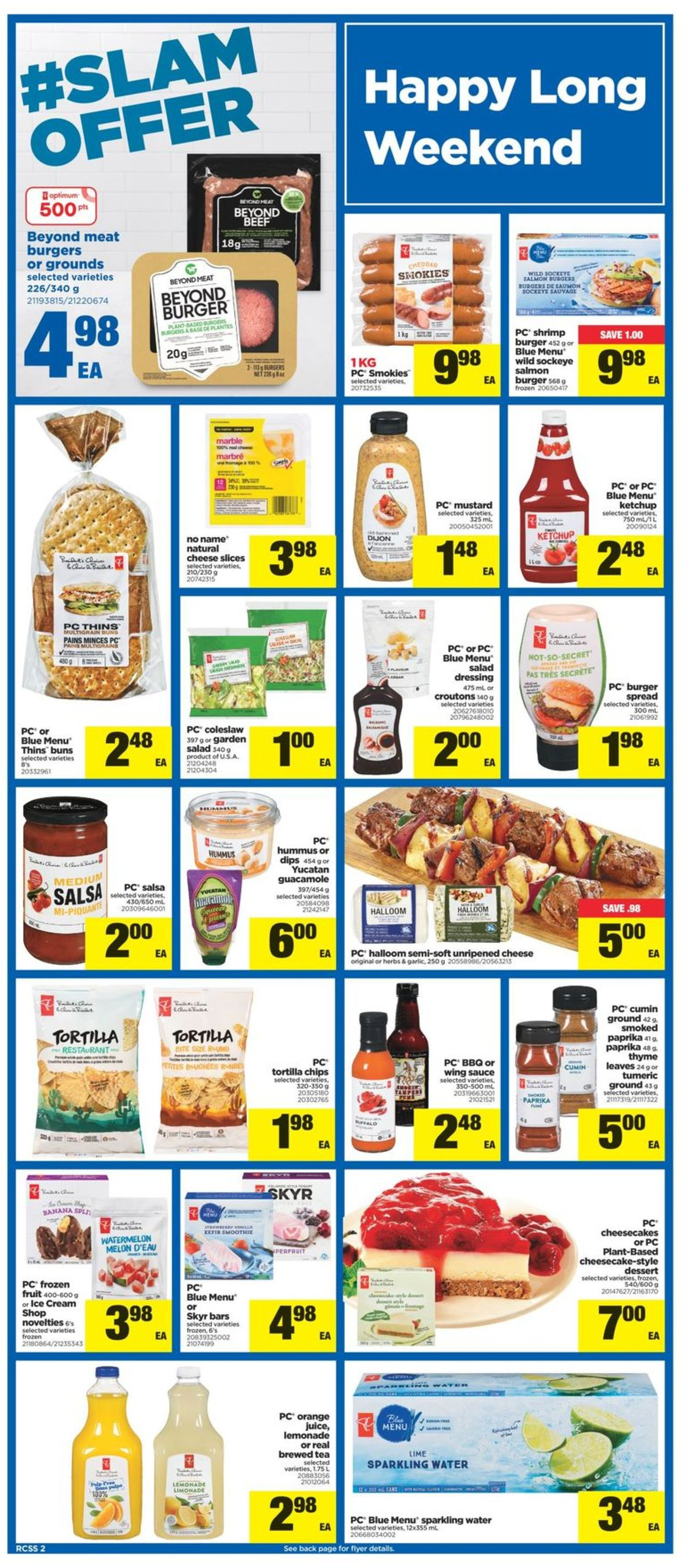 Real Canadian Superstore Flyer - 07/30-08/05/2020 (Page 2)
