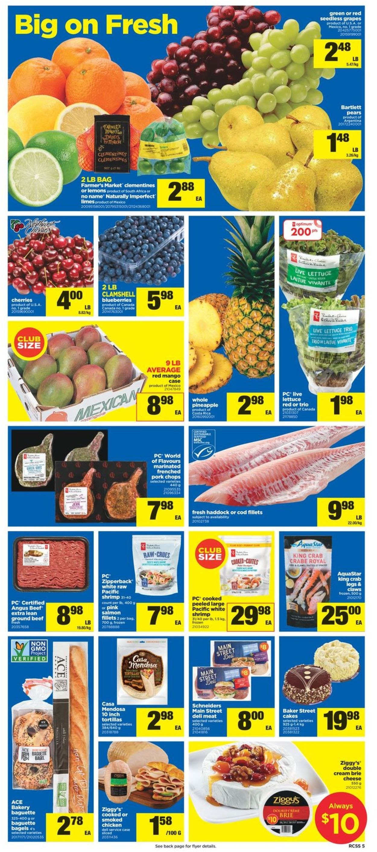 Real Canadian Superstore Flyer - 07/30-08/05/2020 (Page 5)