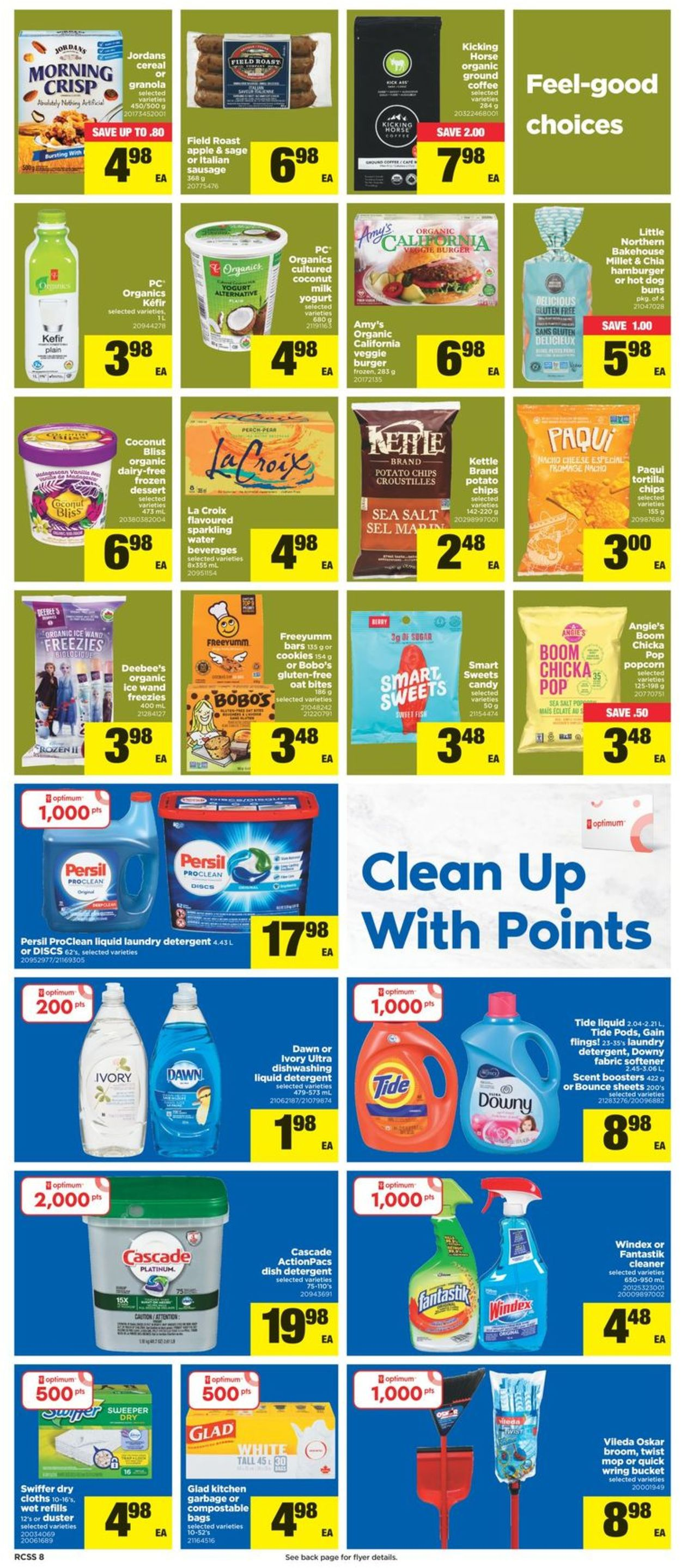 Real Canadian Superstore Flyer - 07/30-08/05/2020 (Page 8)