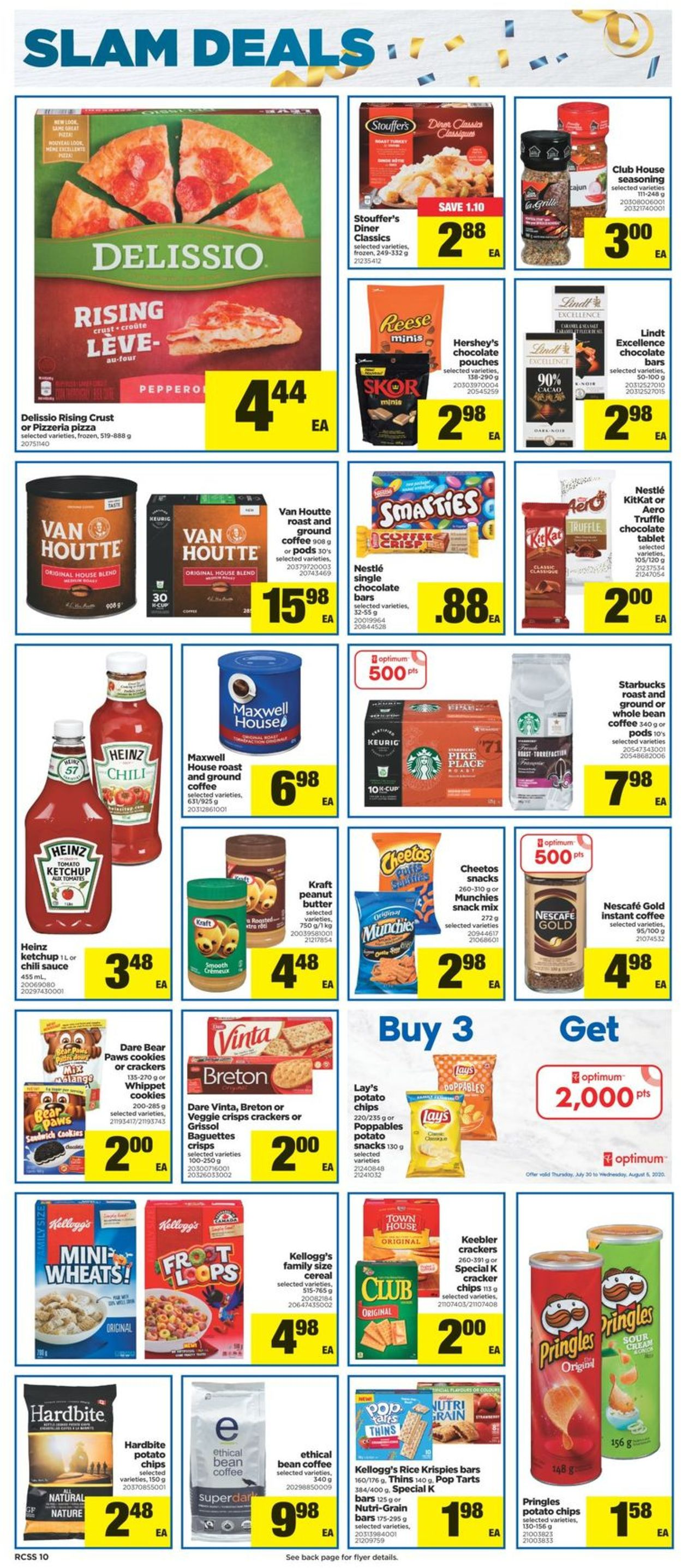 Real Canadian Superstore Flyer - 07/30-08/05/2020 (Page 10)