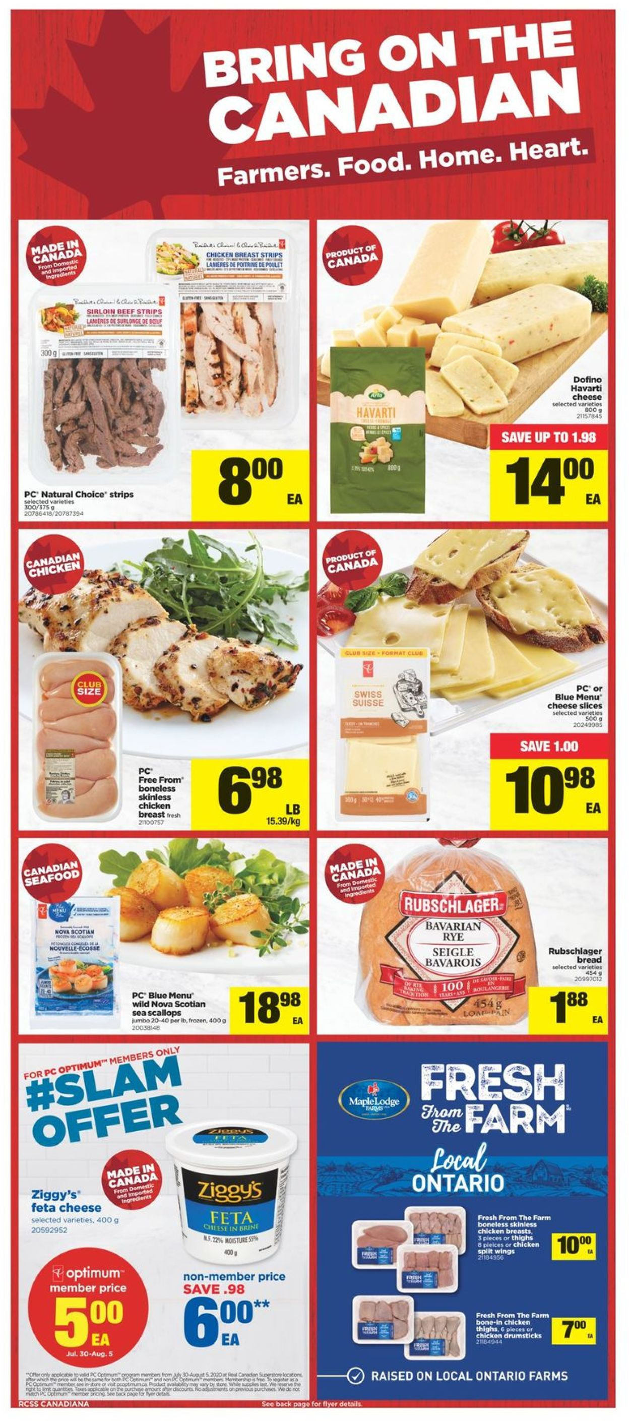 Real Canadian Superstore Flyer - 07/30-08/05/2020 (Page 14)