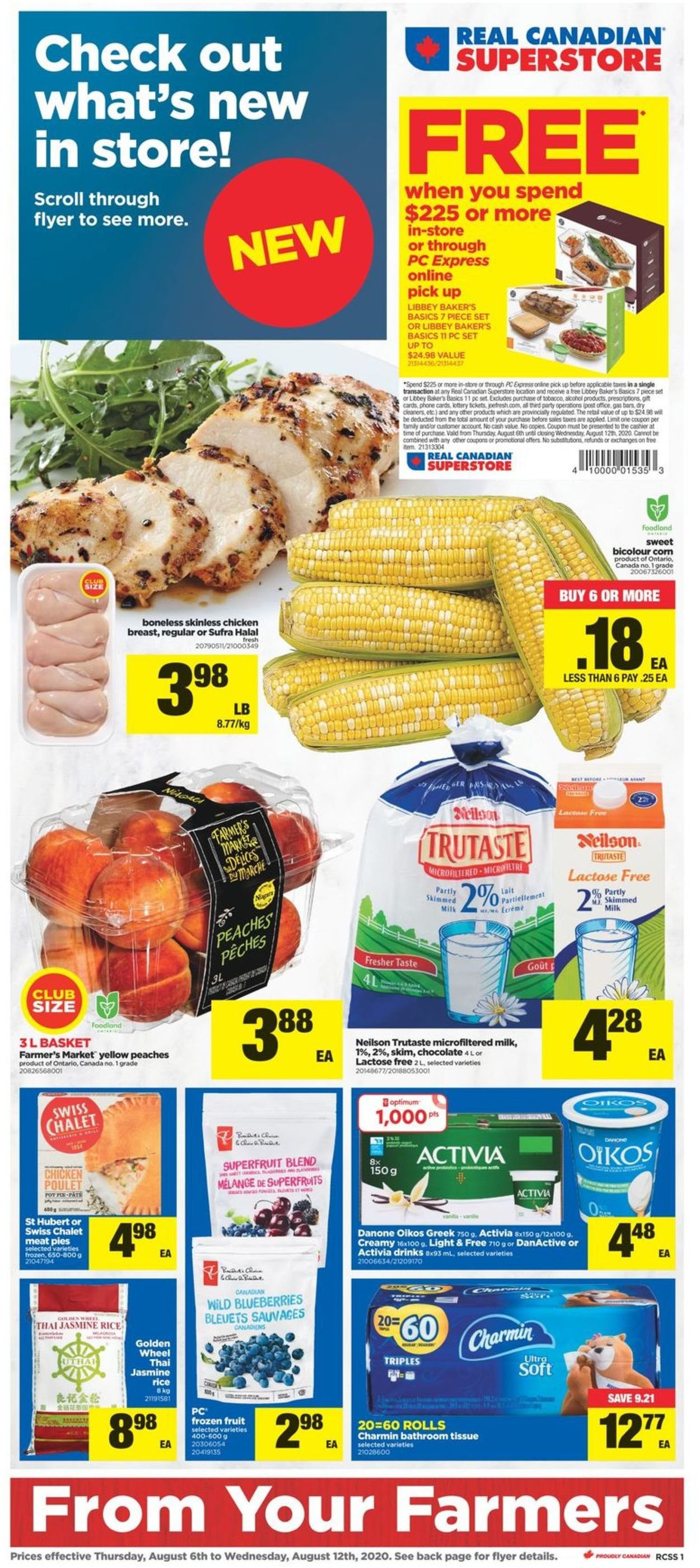Real Canadian Superstore Flyer - 08/06-08/12/2020