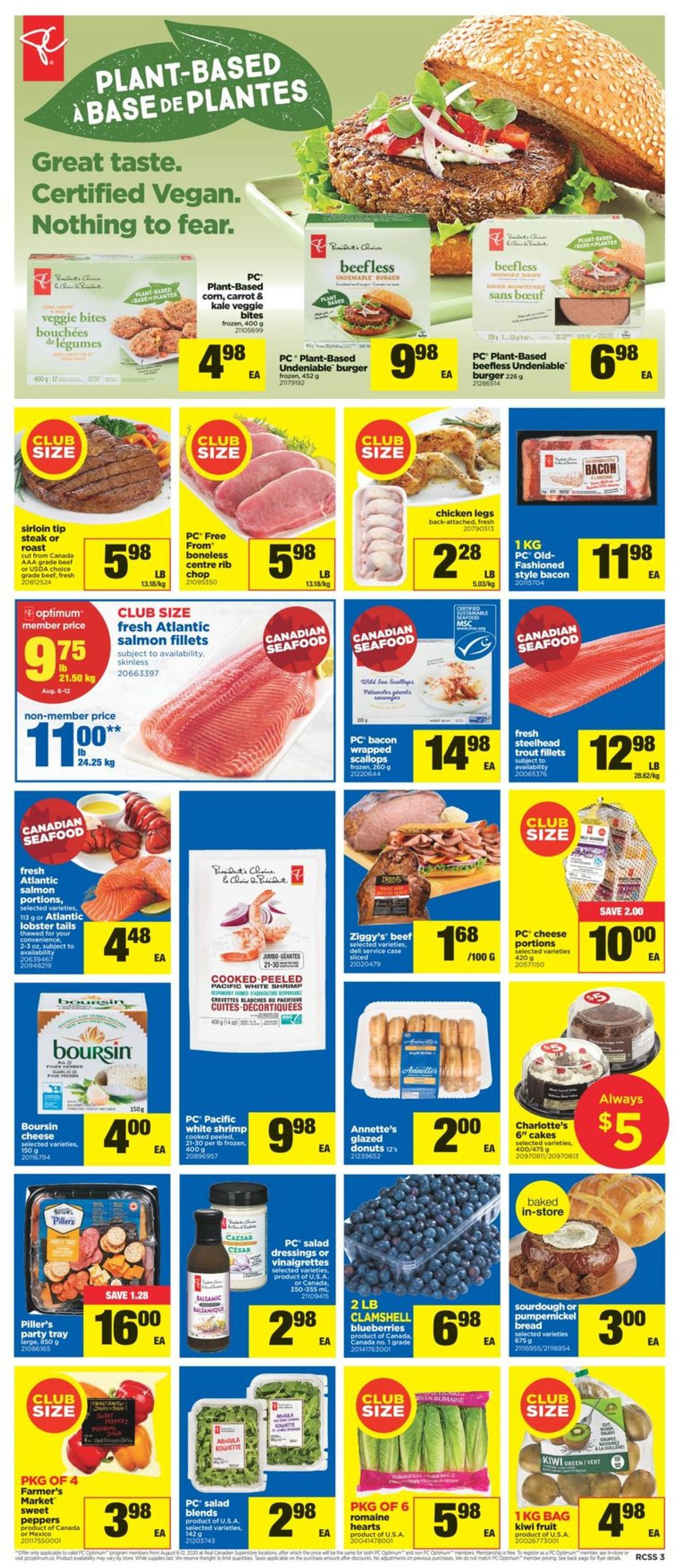 Real Canadian Superstore Flyer - 08/06-08/12/2020 (Page 3)