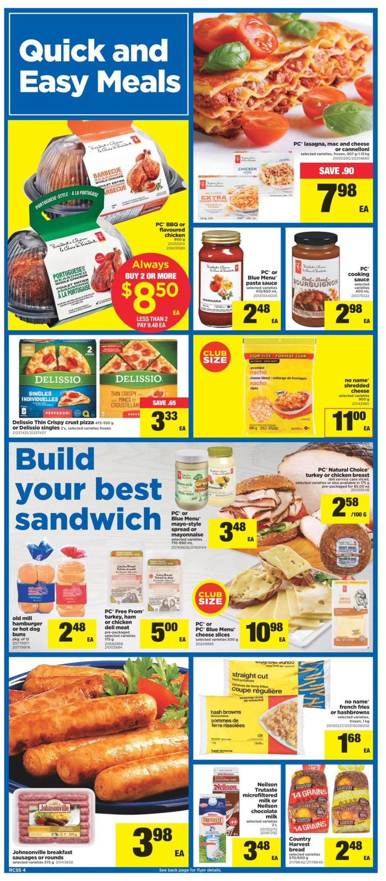 Real Canadian Superstore Flyer - 08/06-08/12/2020 (Page 4)