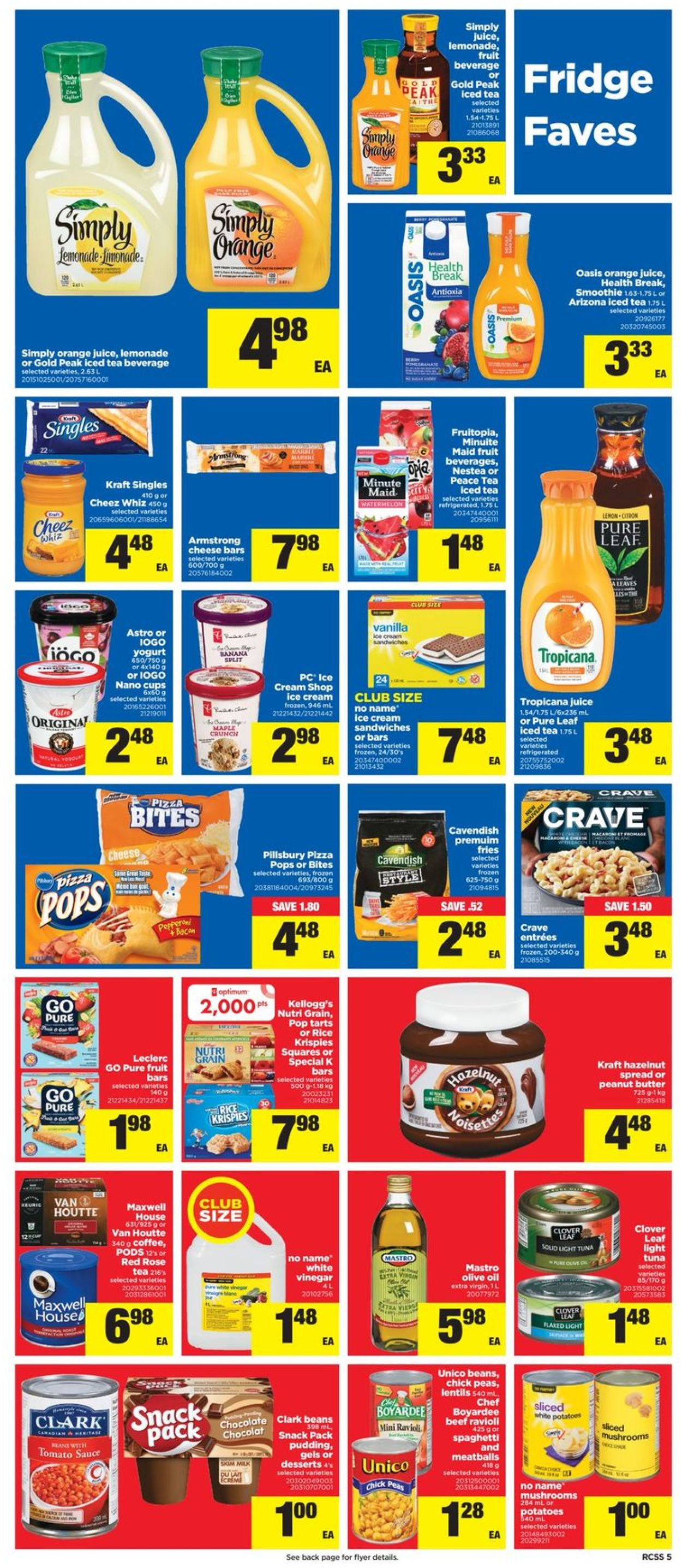 Real Canadian Superstore Flyer - 08/06-08/12/2020 (Page 5)